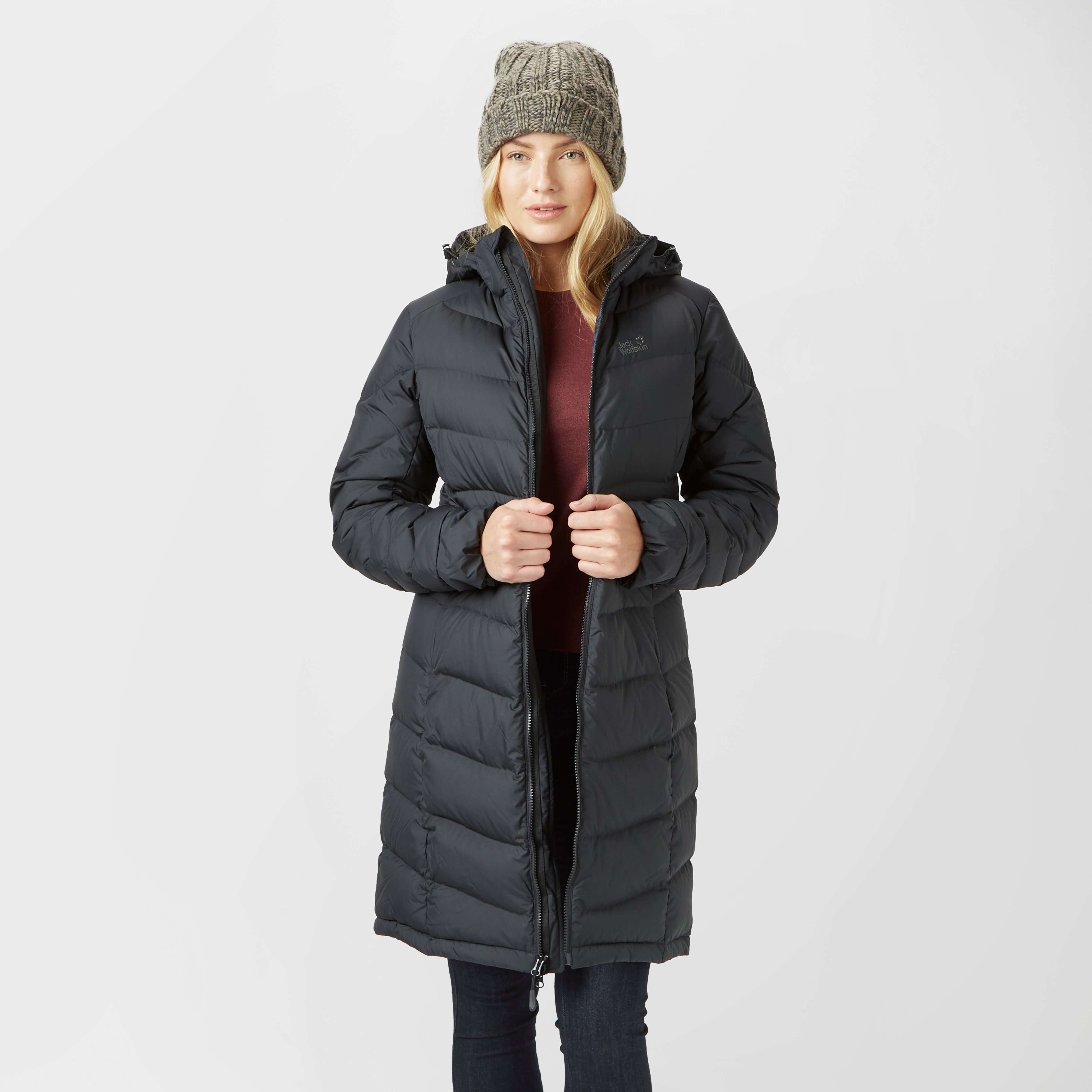 JACK WOLFSKIN Women's Selenium Long Jacket