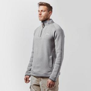 WEIRD FISH Men's Ashyyk Half Zip Fleece
