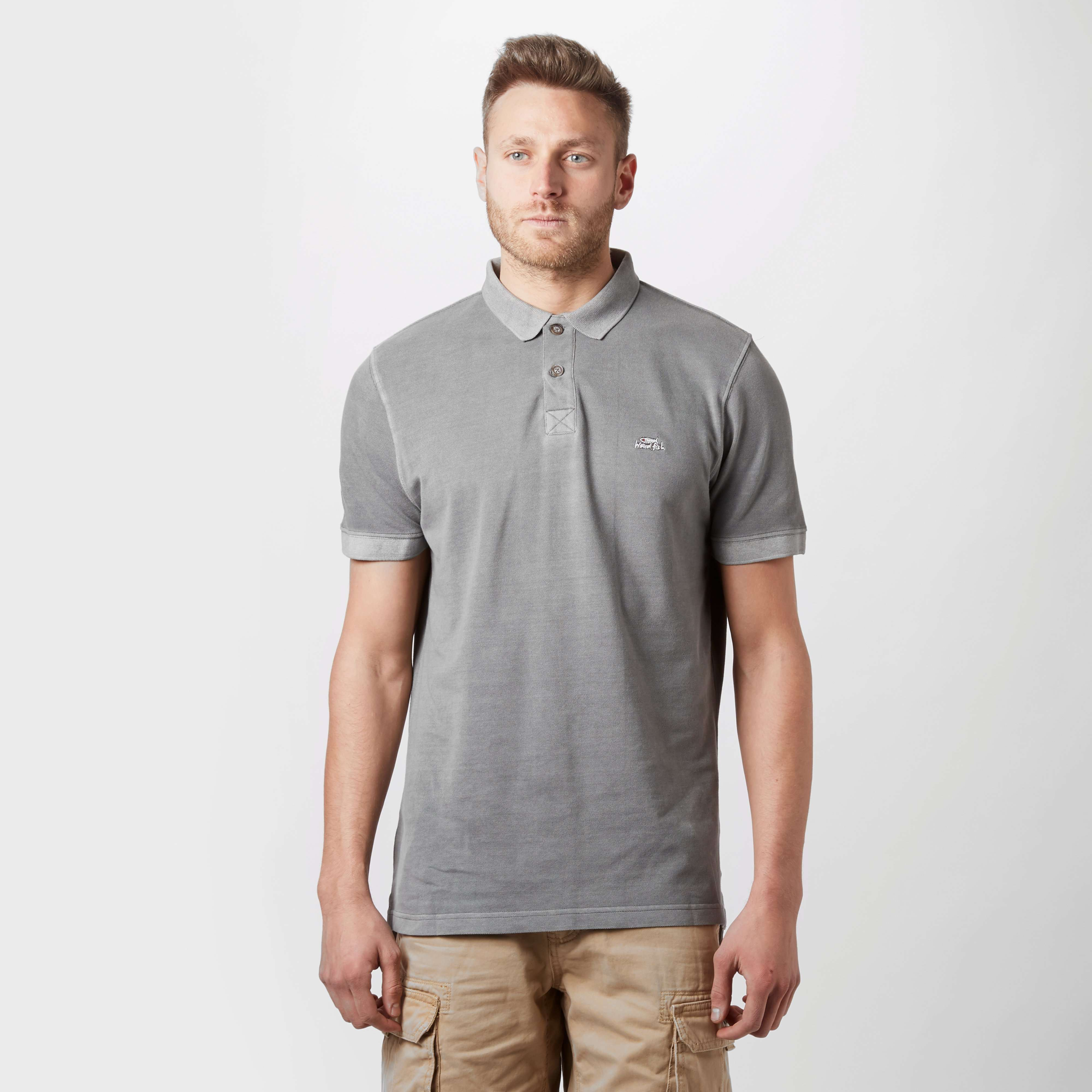 WEIRD FISH Men's Edwin Polo Shirt