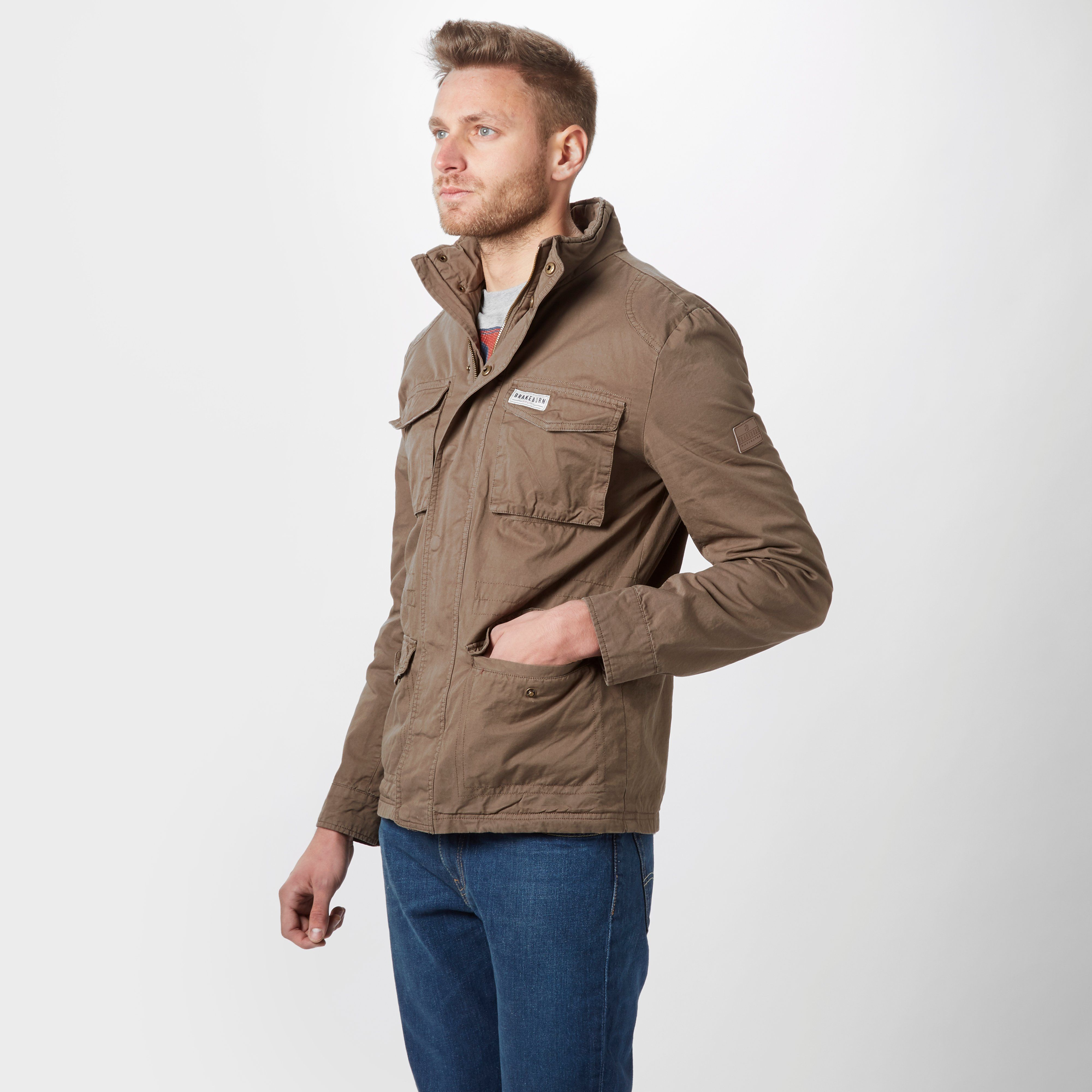 BRAKEBURN Men's Canvas Jacket