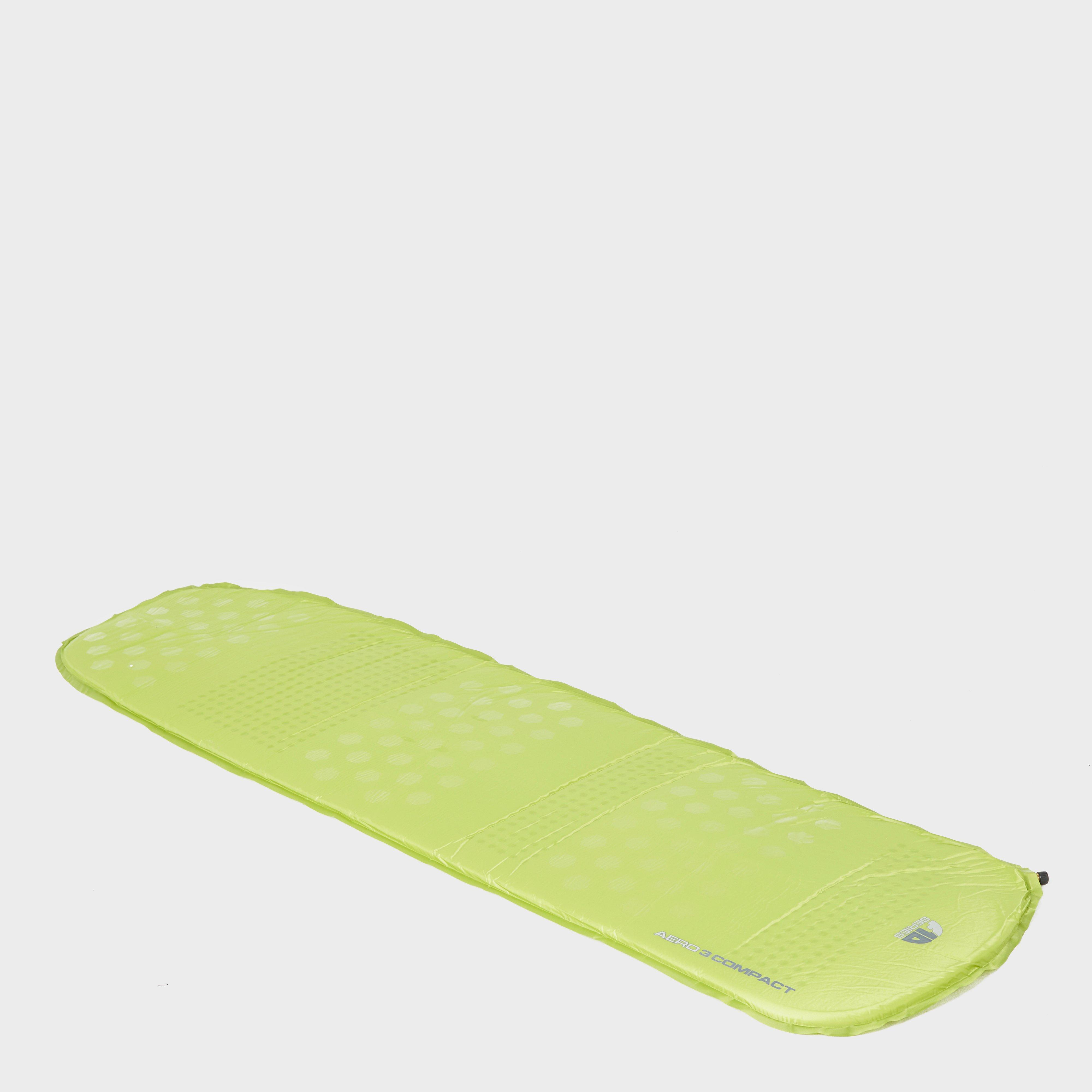 Force 10 Aero 3 Standard Air Bed Light Green