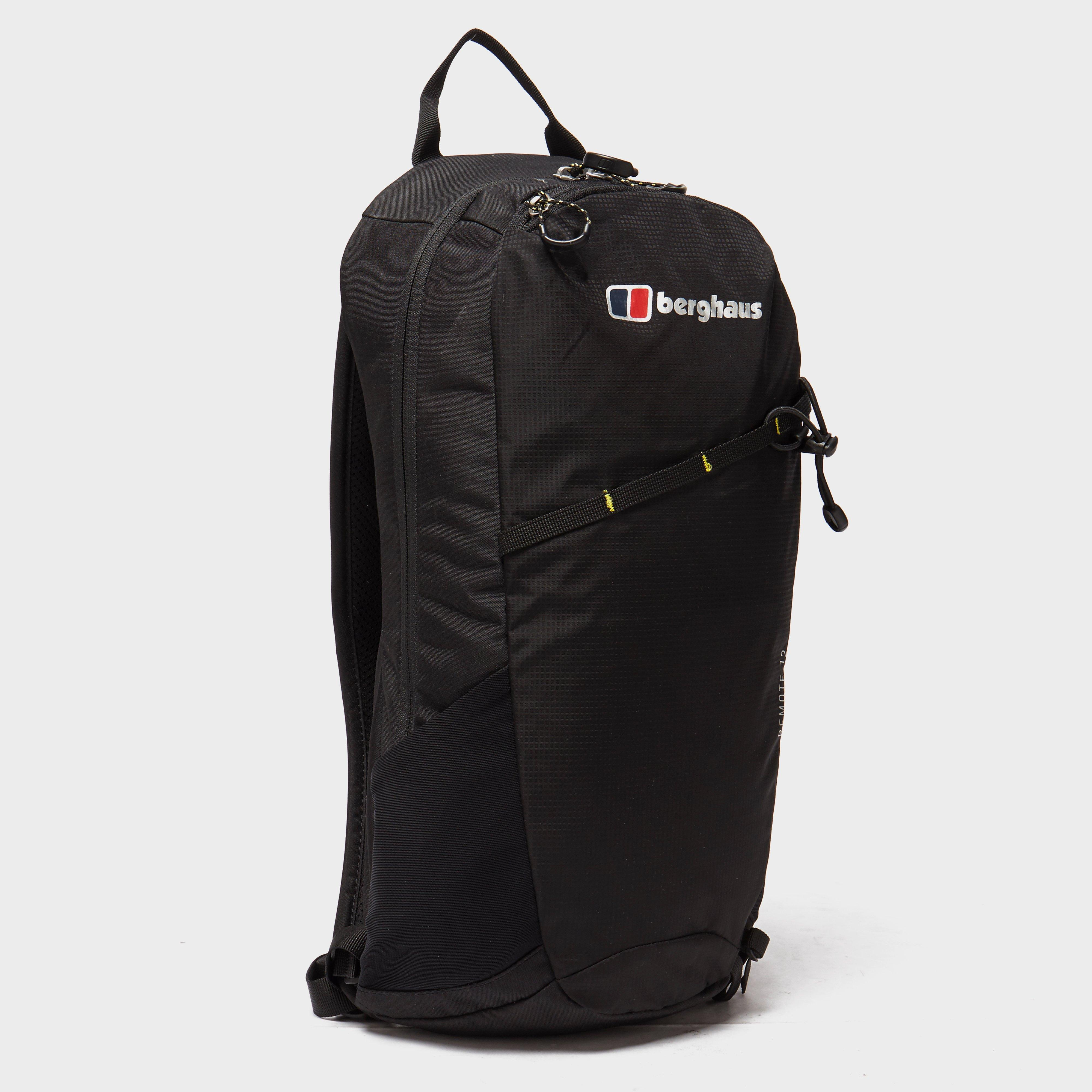 Berghaus Remote 12 Daypack, Black