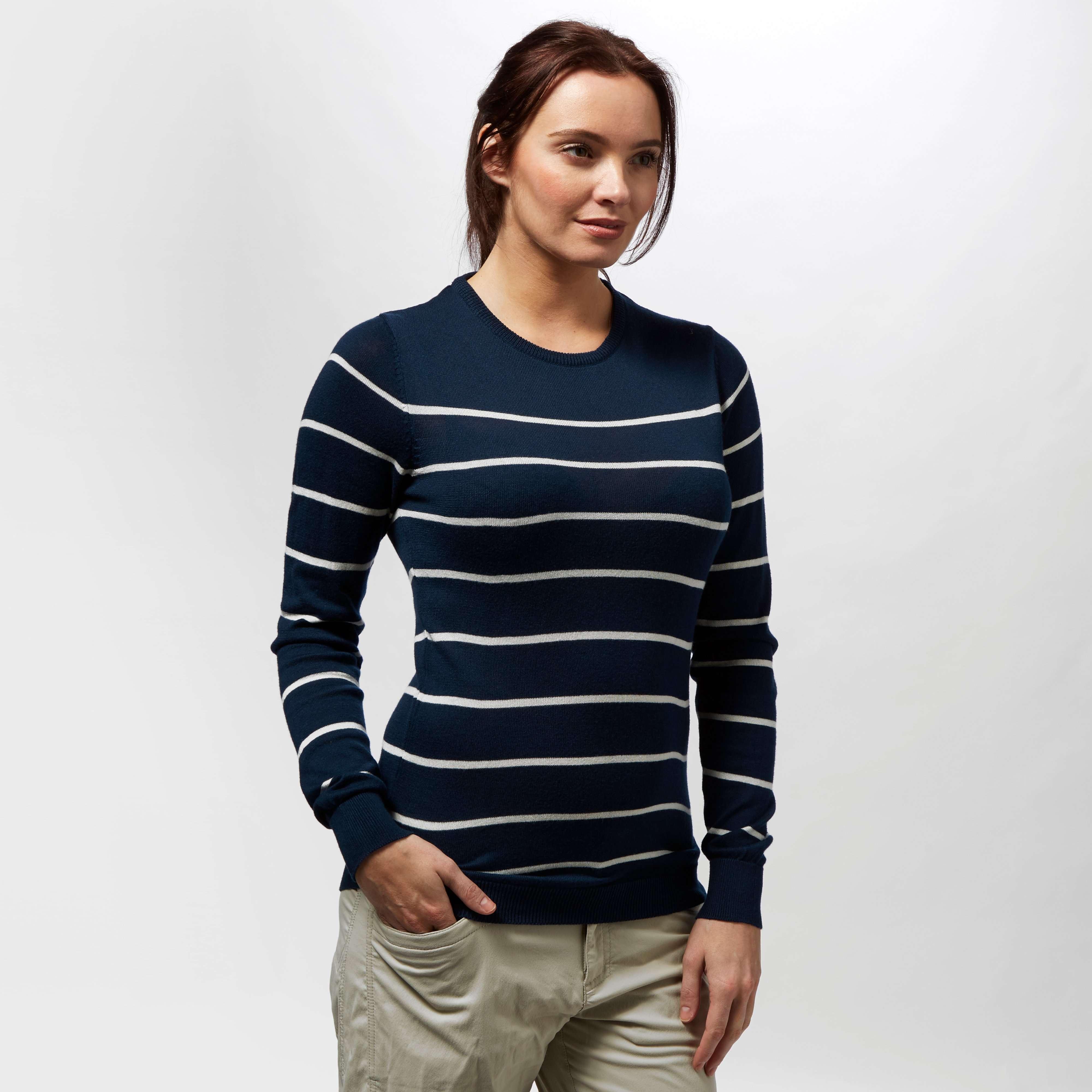 BRAKEBURN Women's Stripe Knit Jumper