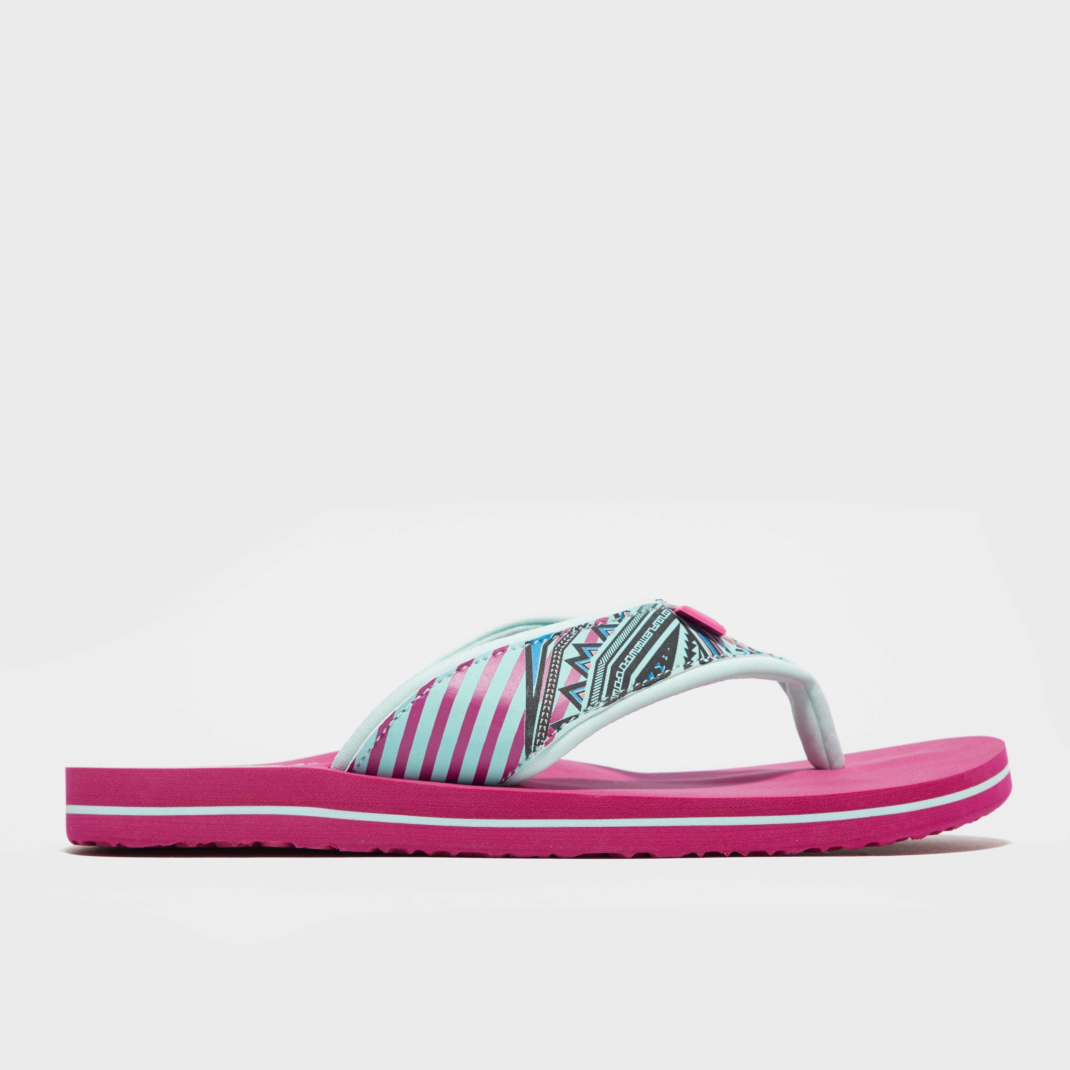 ANIMAL Women's Swish Slim Flip Flops