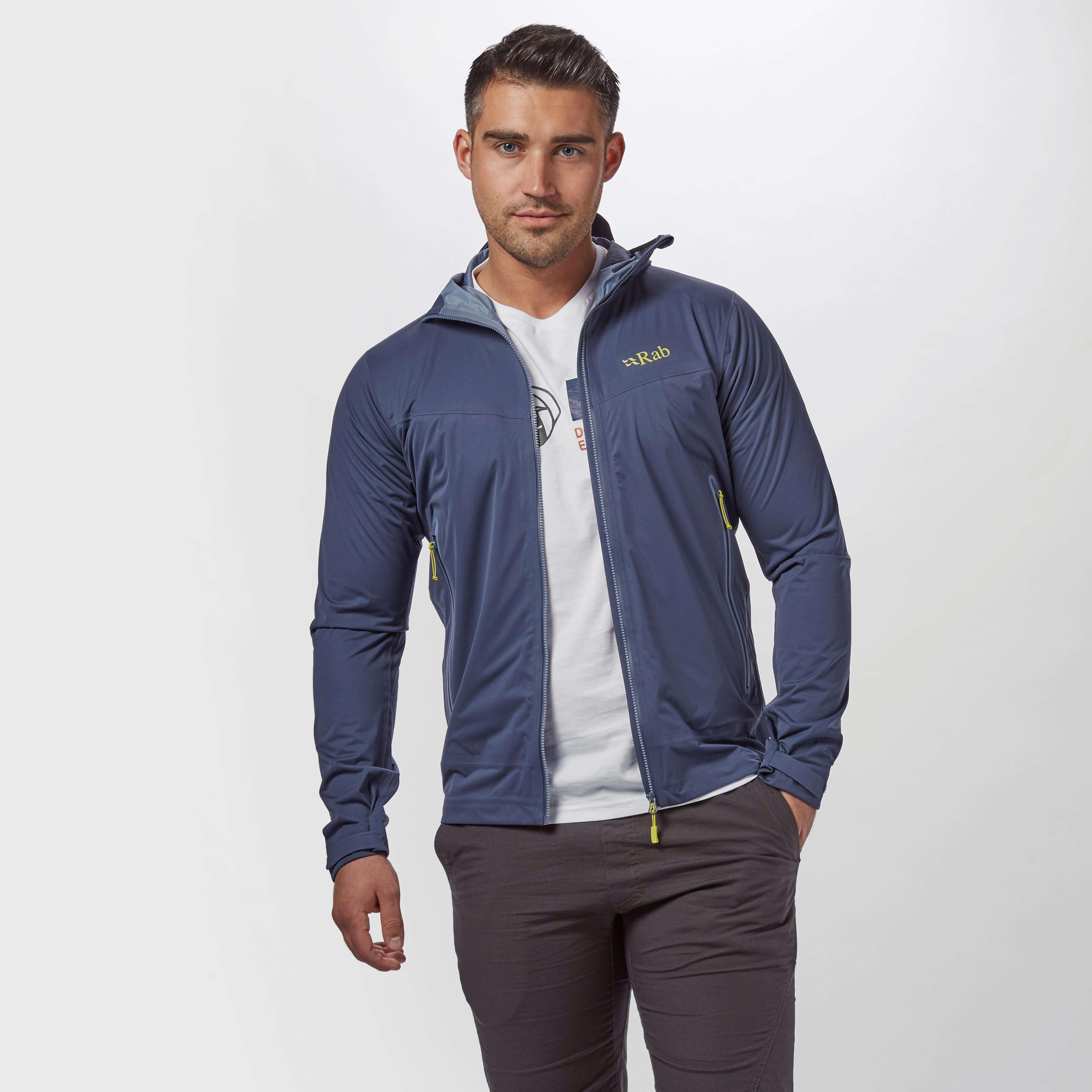 RAB Men's Kinetic Plus Softshell Jacket