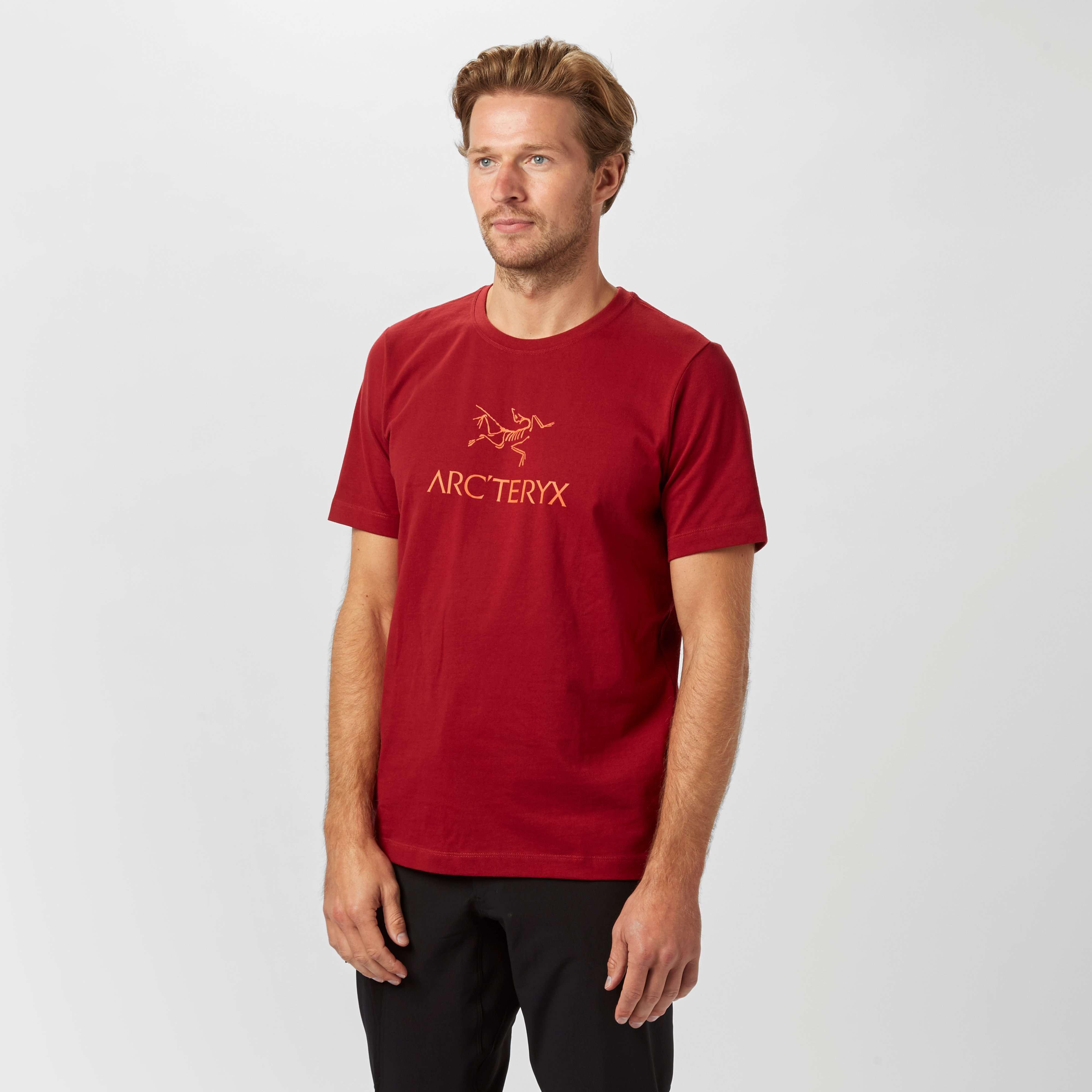 ARC'TERYX Men's Word Short Sleeve T-Shirt