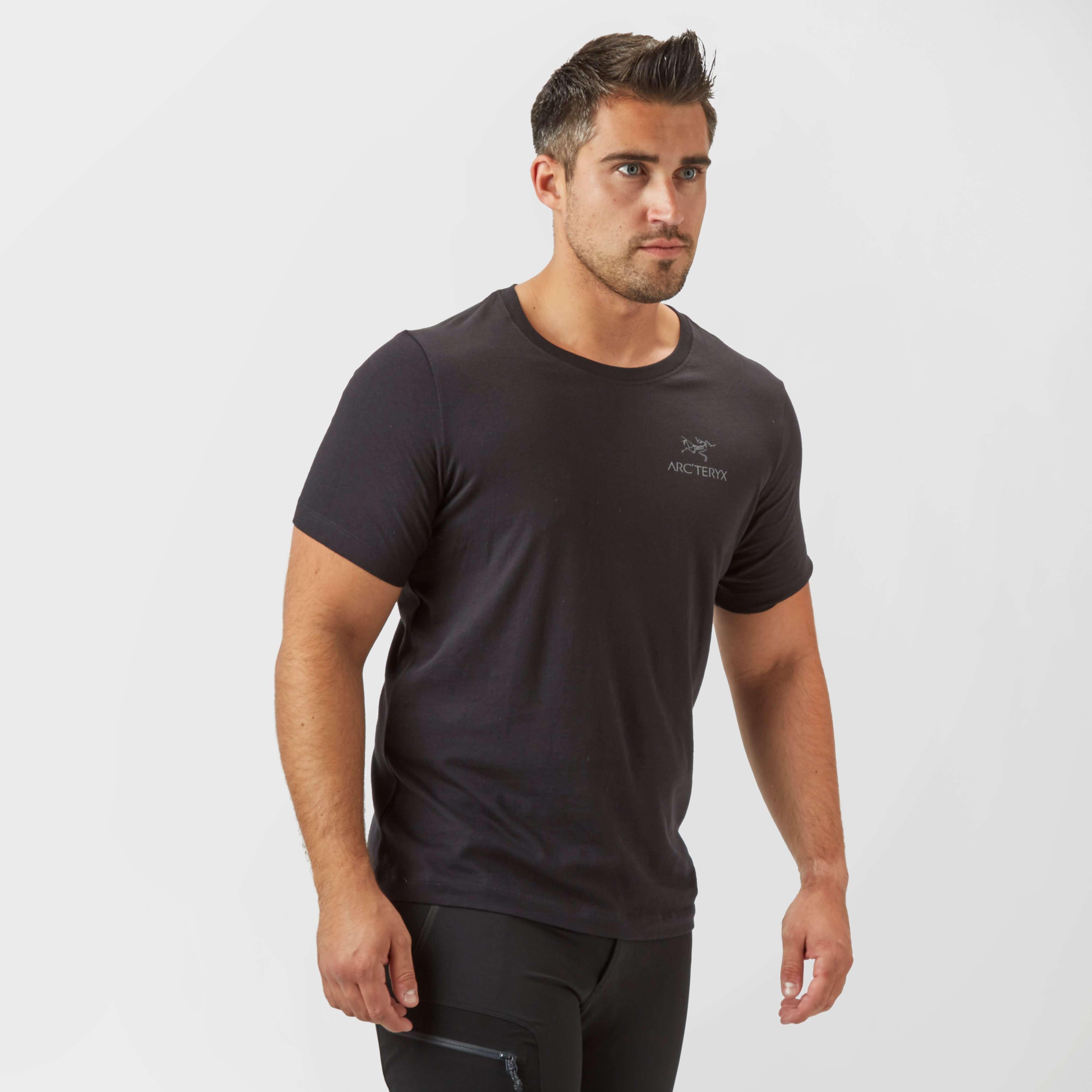 ARC'TERYX Men's Emblem Short Sleeve T-Shirt