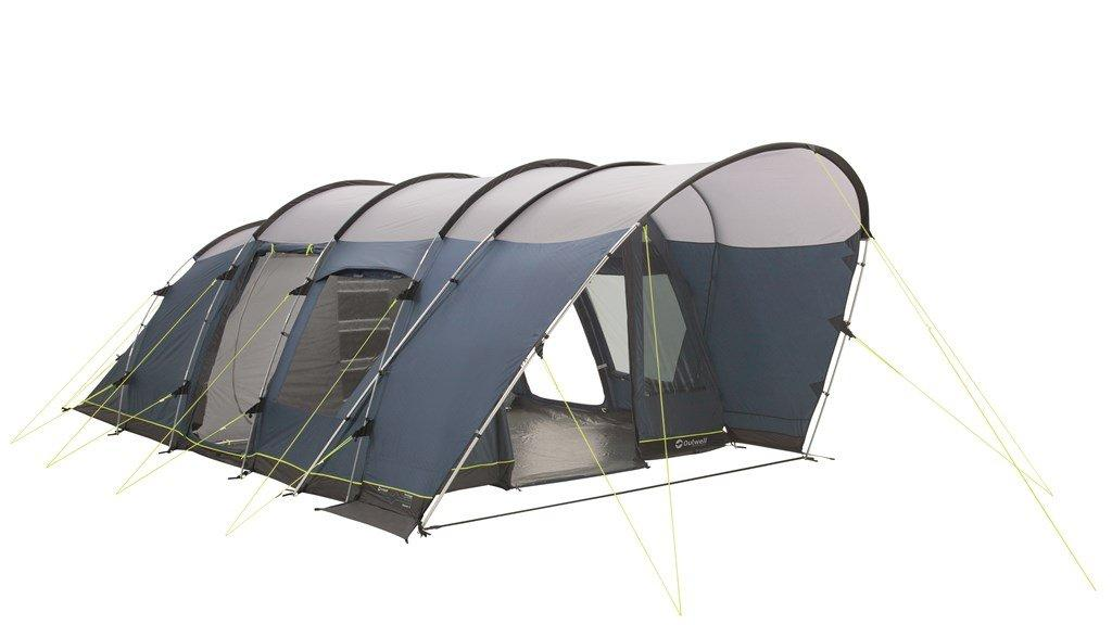 Outwell Denver 4 Family Tent  Blue Blue