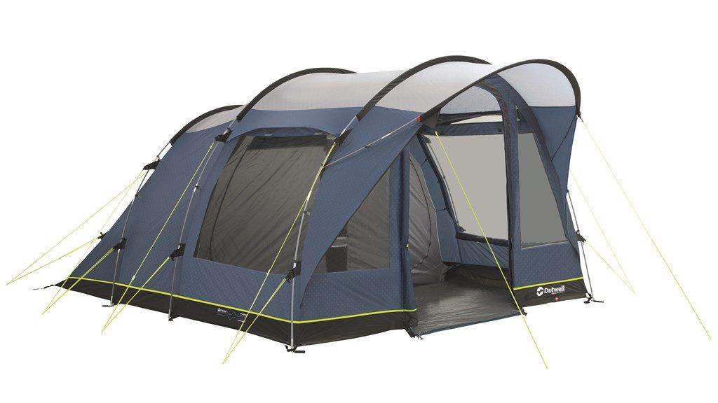 Outwell Rockwell 5 Family Tent  Blue Blue