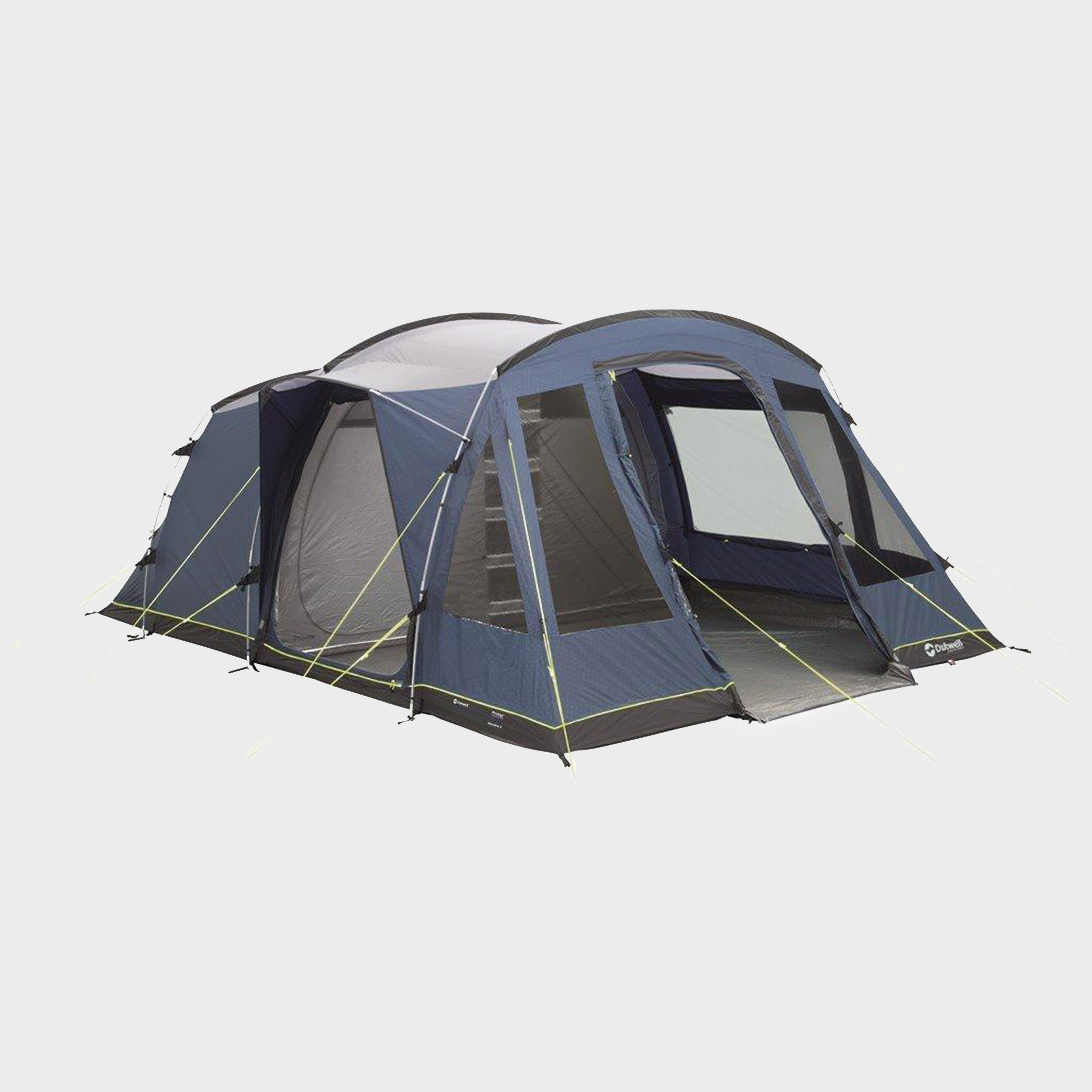 Outwell Oaksdale 5 Family Tent  Blue Blue