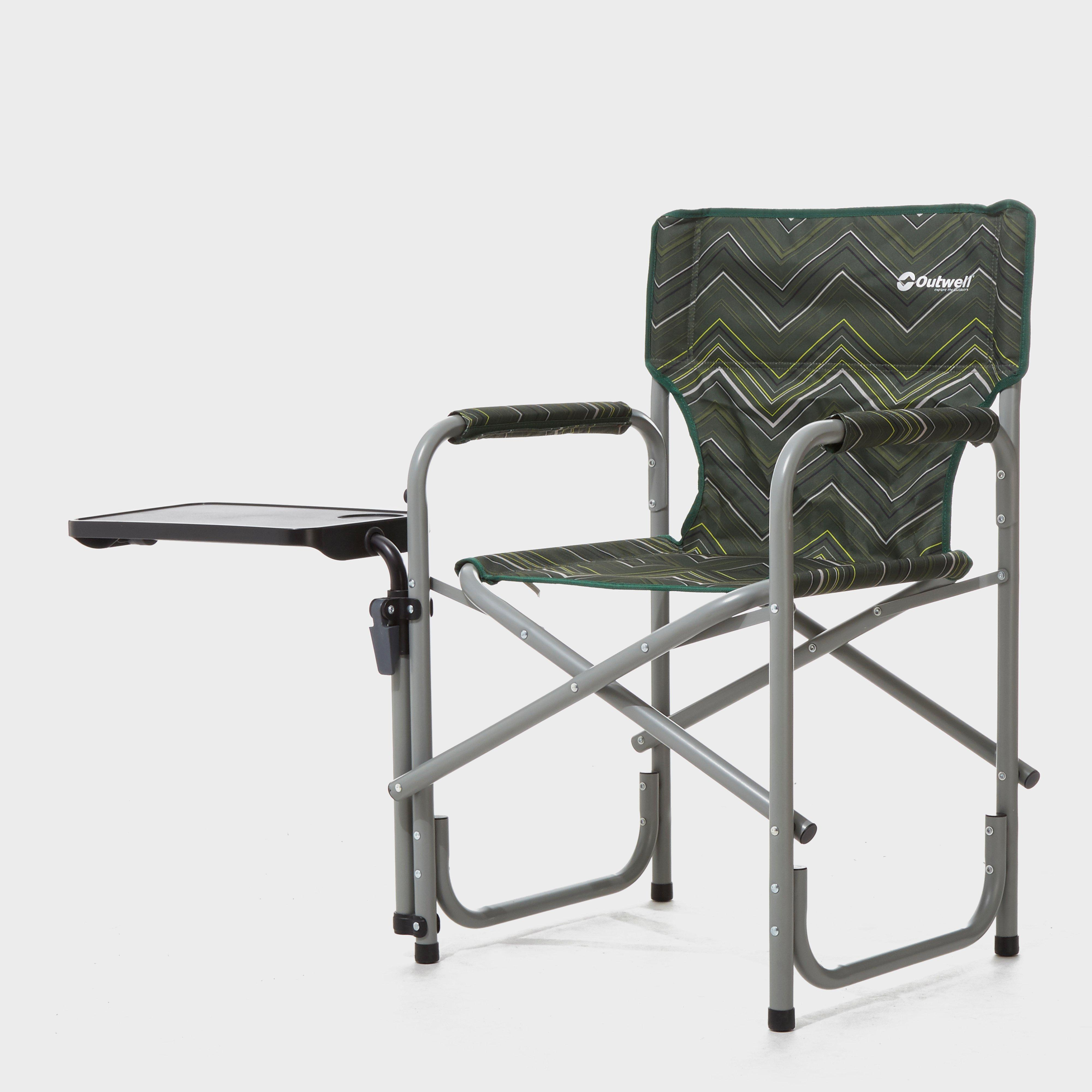 Outwell Chino Hills With Side Table Green
