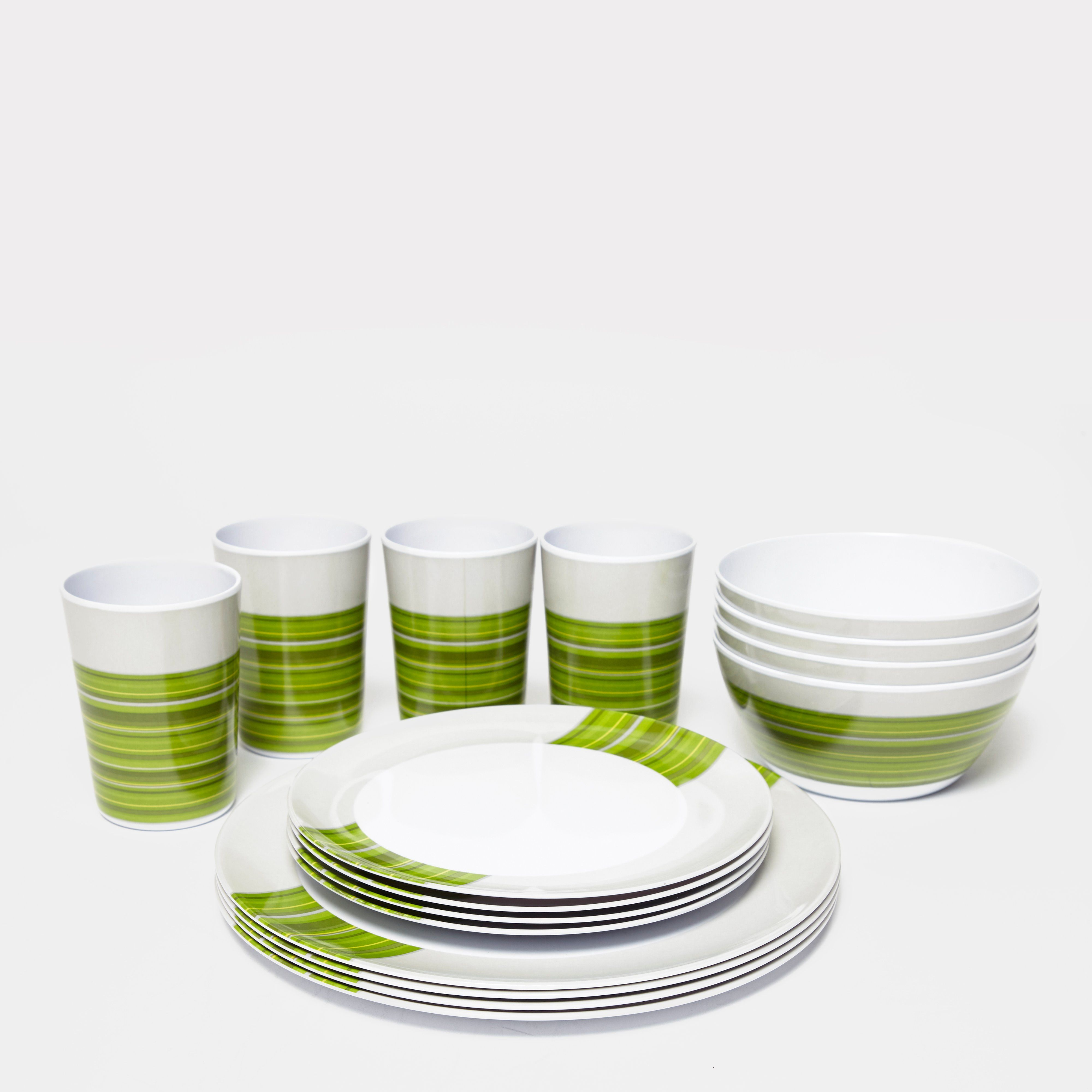 OUTWELL Blossom 4-Piece Picnic Set