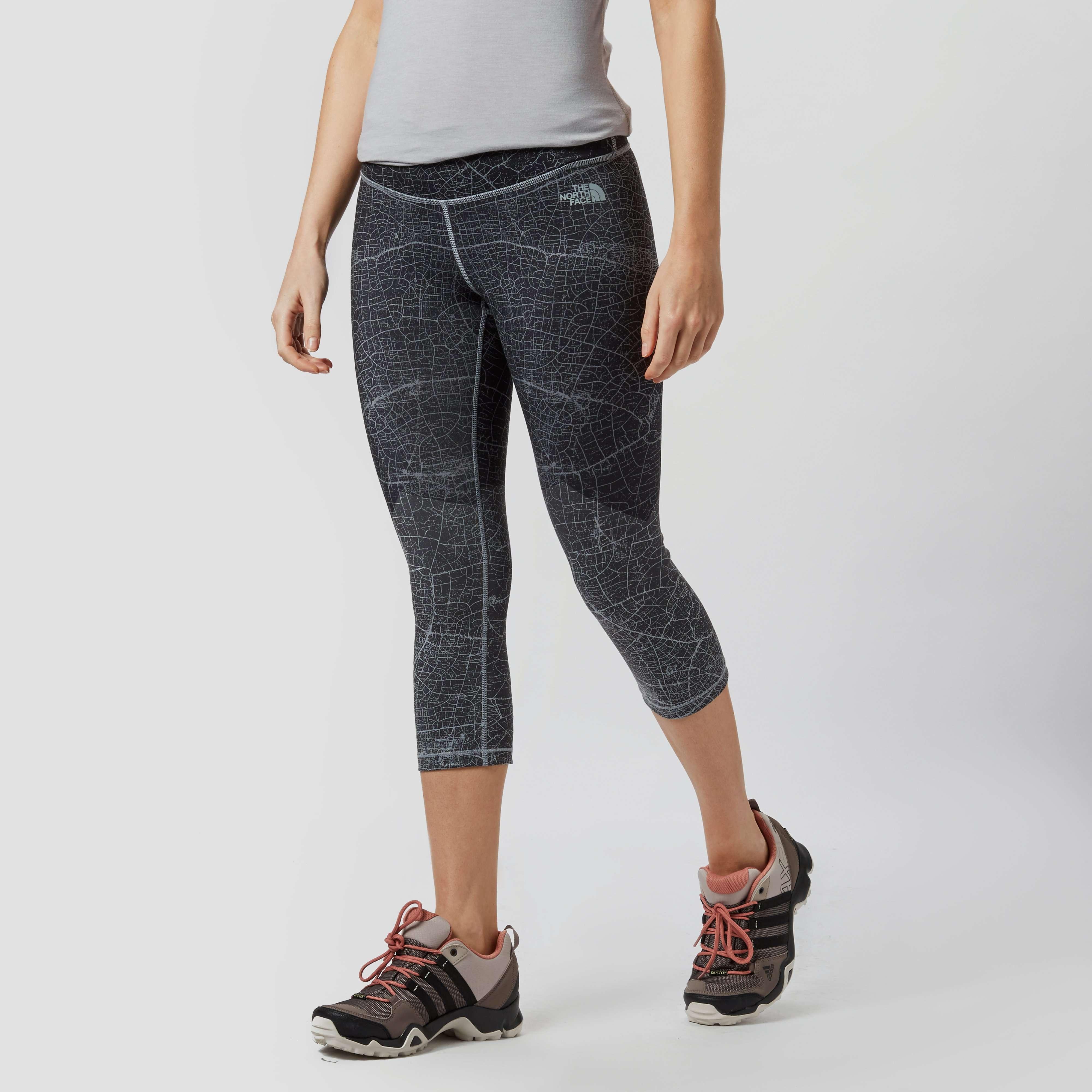 THE NORTH FACE Women's Mountain Athletics Motivation Capri Leggings