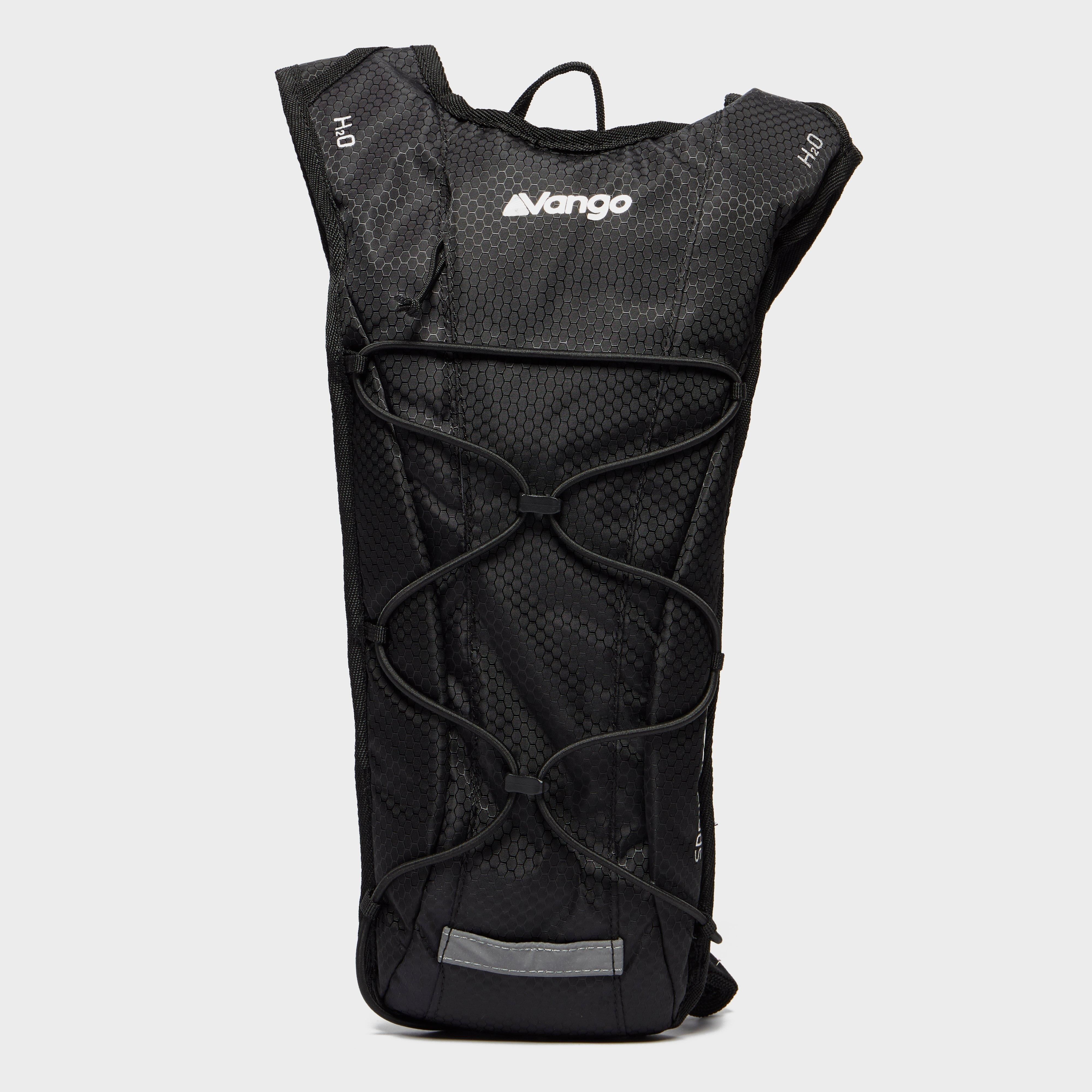Vango Sprint 3 Hydration Pack, Black