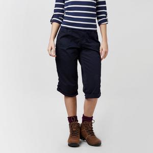 WEIRD FISH Women's Savana ¾ Length Utility Trouser