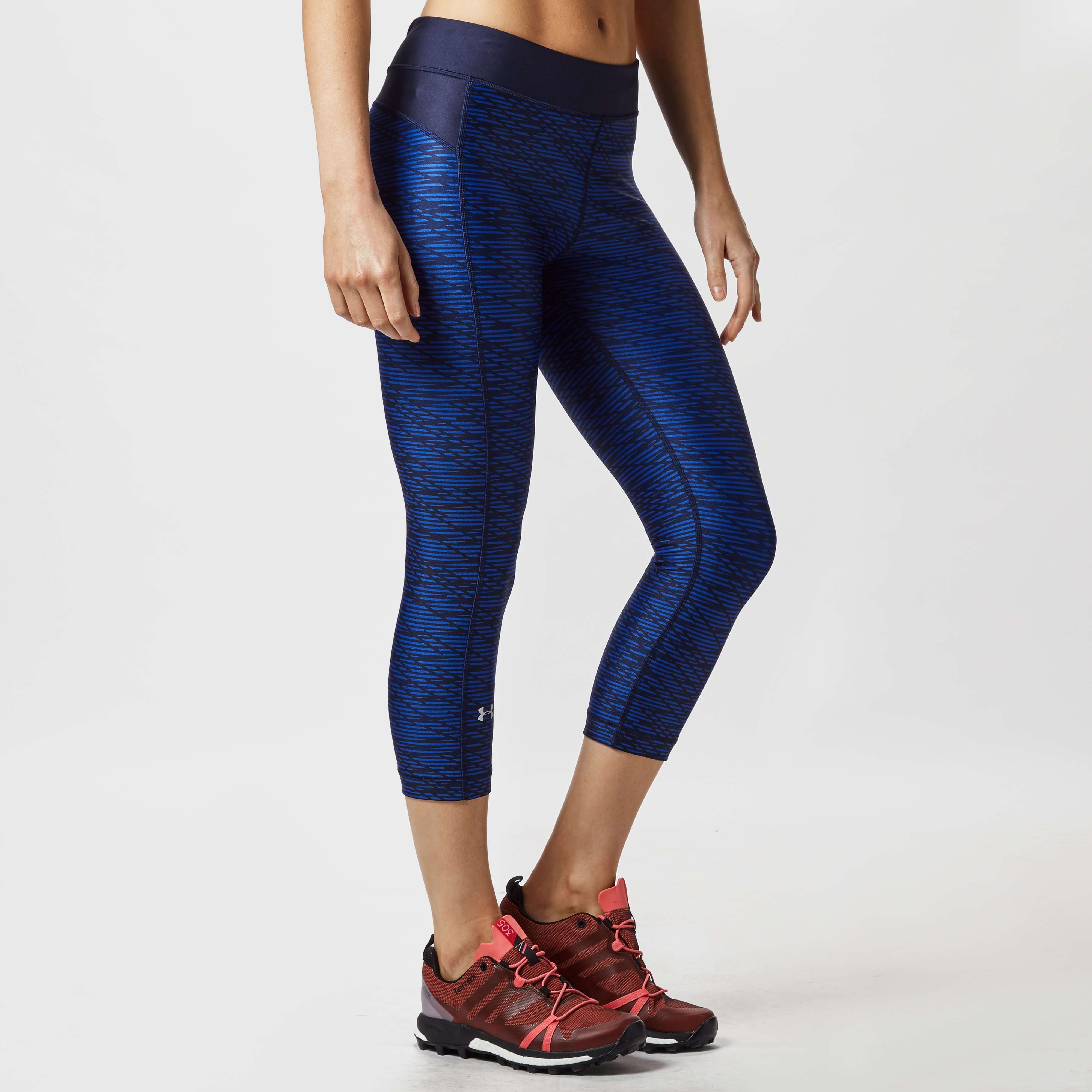 UNDER ARMOUR Women's UA Fly-By Printed Leggings