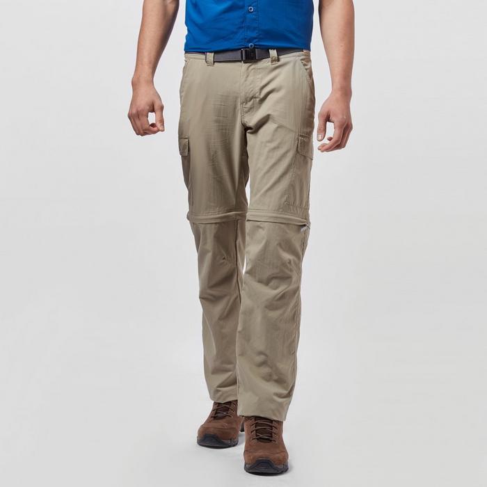 Men's Cascades Explorer Convertible Trousers
