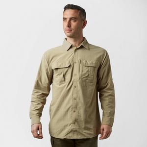 BRASHER Men's Long Sleeve Travel Shirt