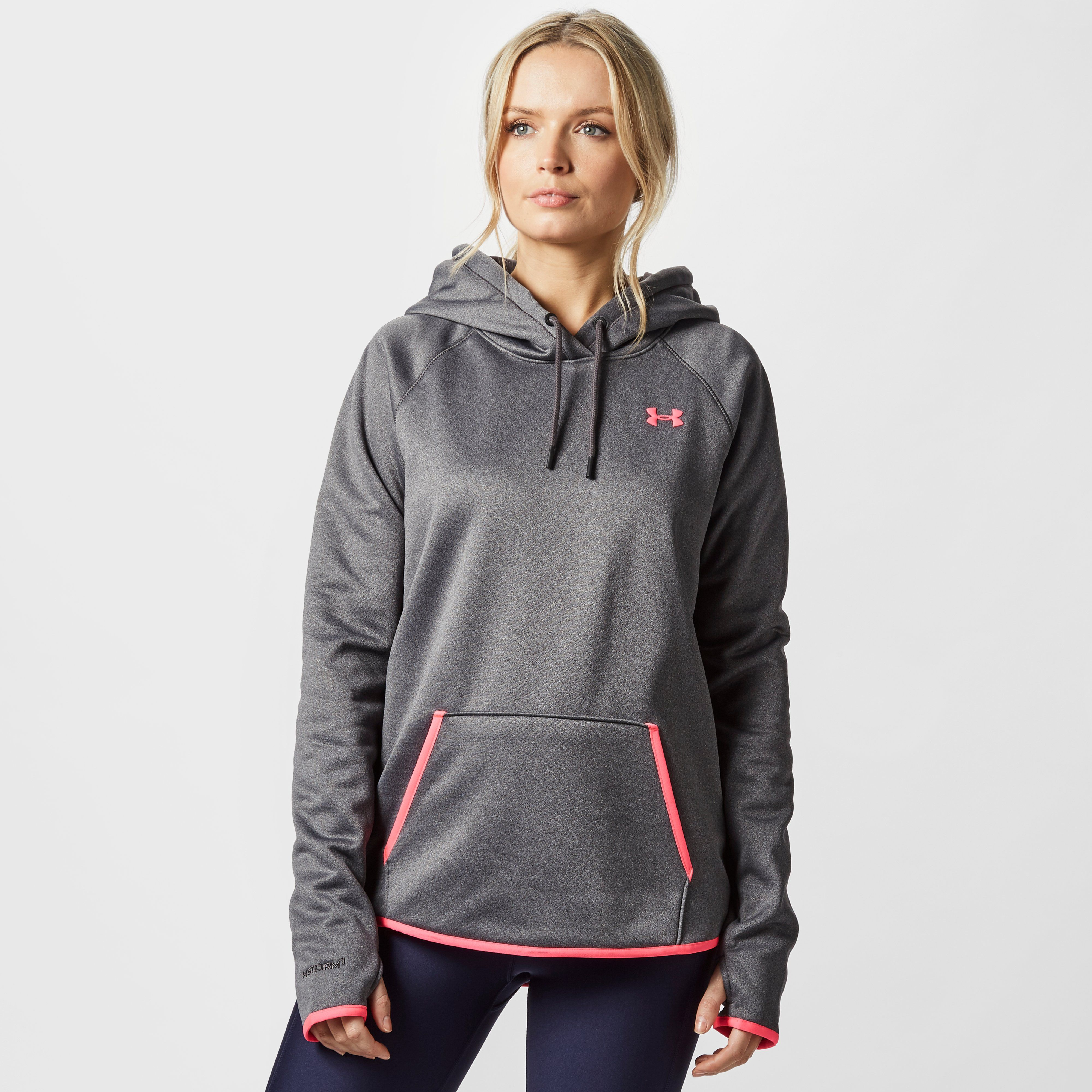 UNDER ARMOUR Women's Storm Armour® Fleece Icon Hoodie