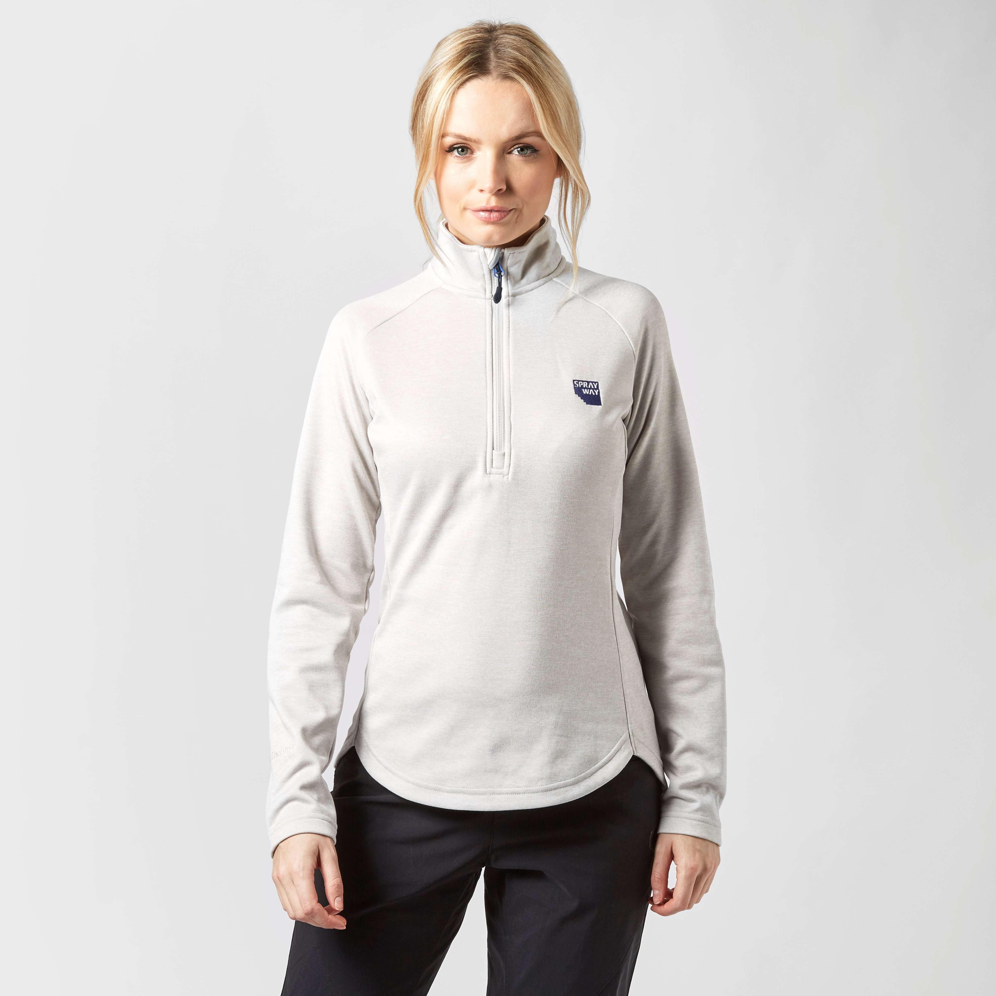 SPRAYWAY Women's Roche Quarter Zip Fleece