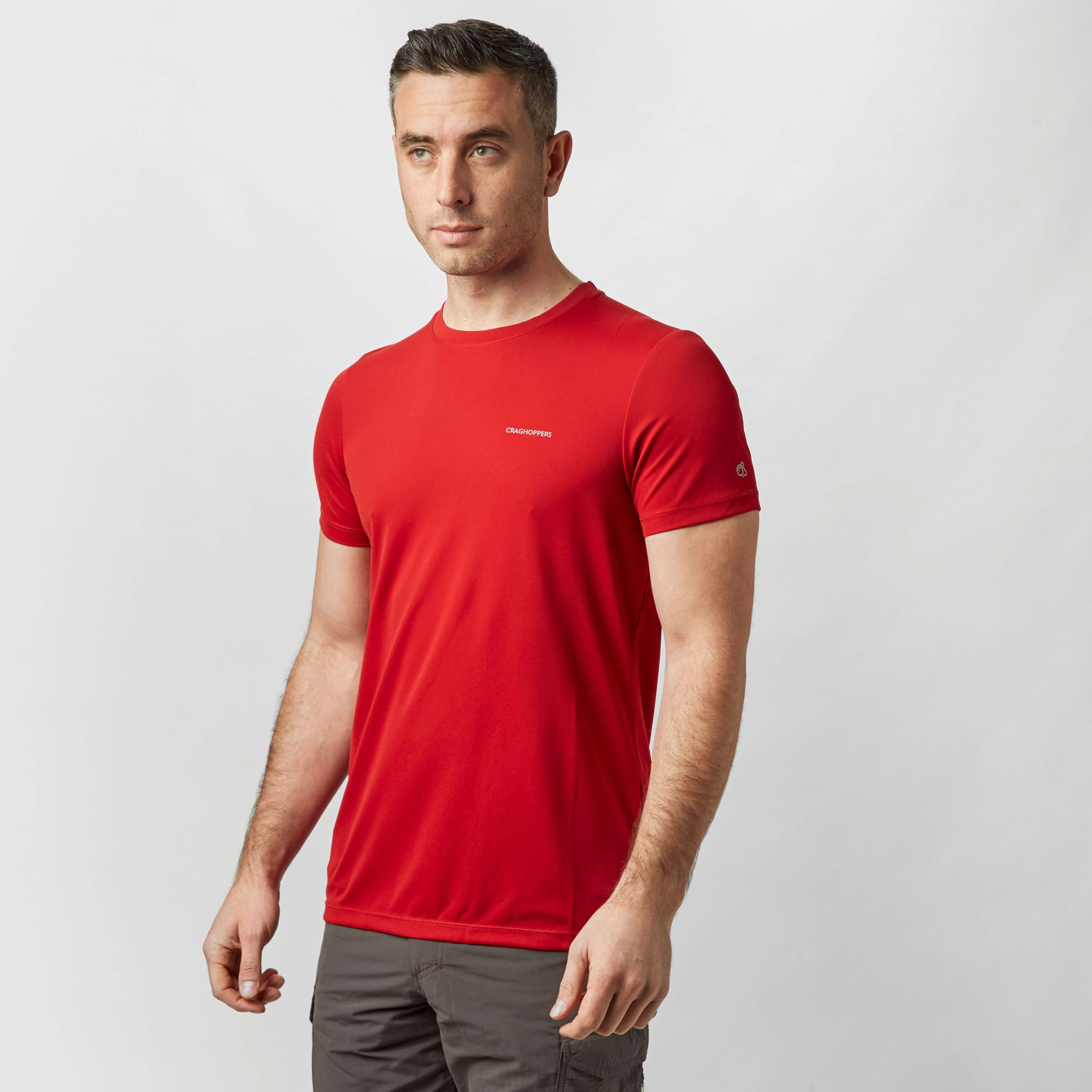 CRAGHOPPERS Men's NosiLife Active T-Shirt