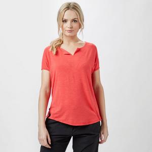 ROYAL ROBBINS Women's Noe Capped Sleeve T-Shirt