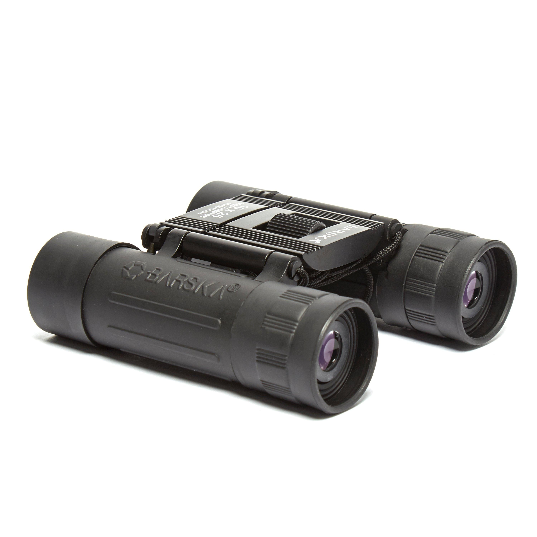 Barska 10 X 25 Lucid Binoculars - Black/blk  Black/blk