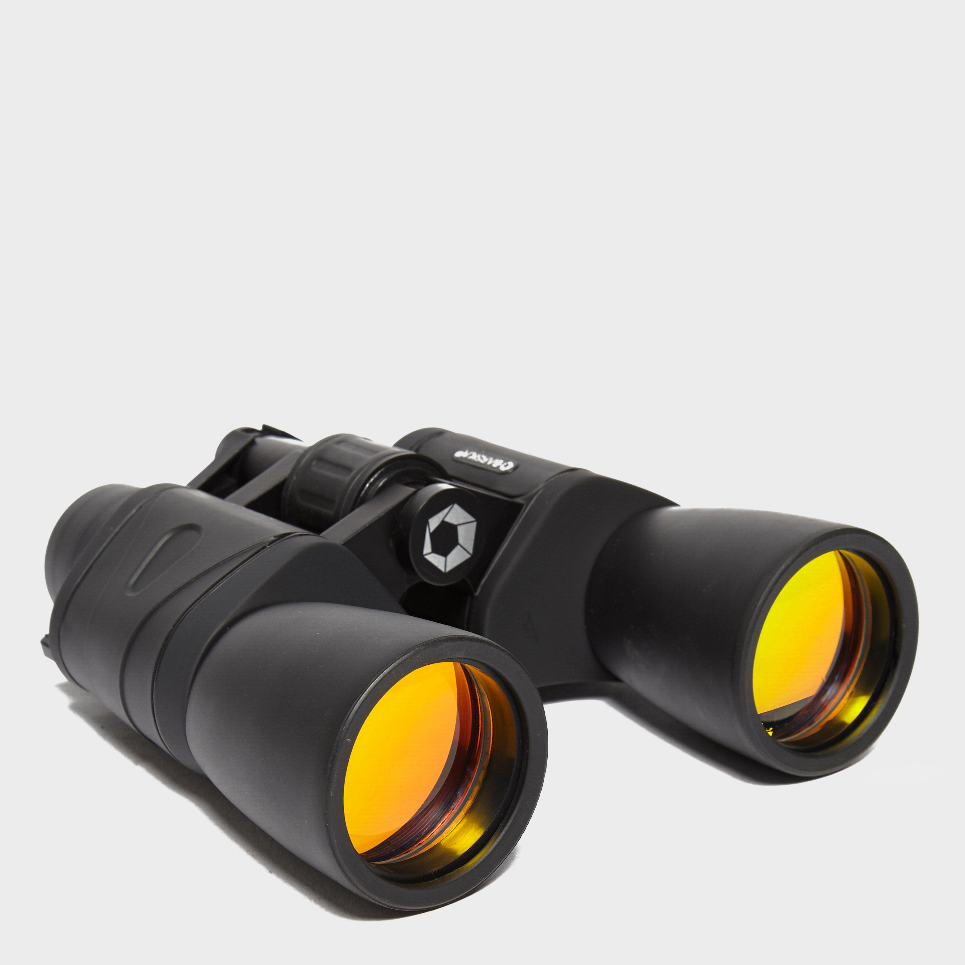 Barska Gladiator Zoom Binoculars 1-30 X 50mm - Black/10-30x50  Black/10-30x50