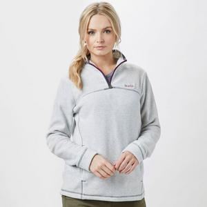 WEIRD FISH Women's Chrystal Quarter Zip Fleece