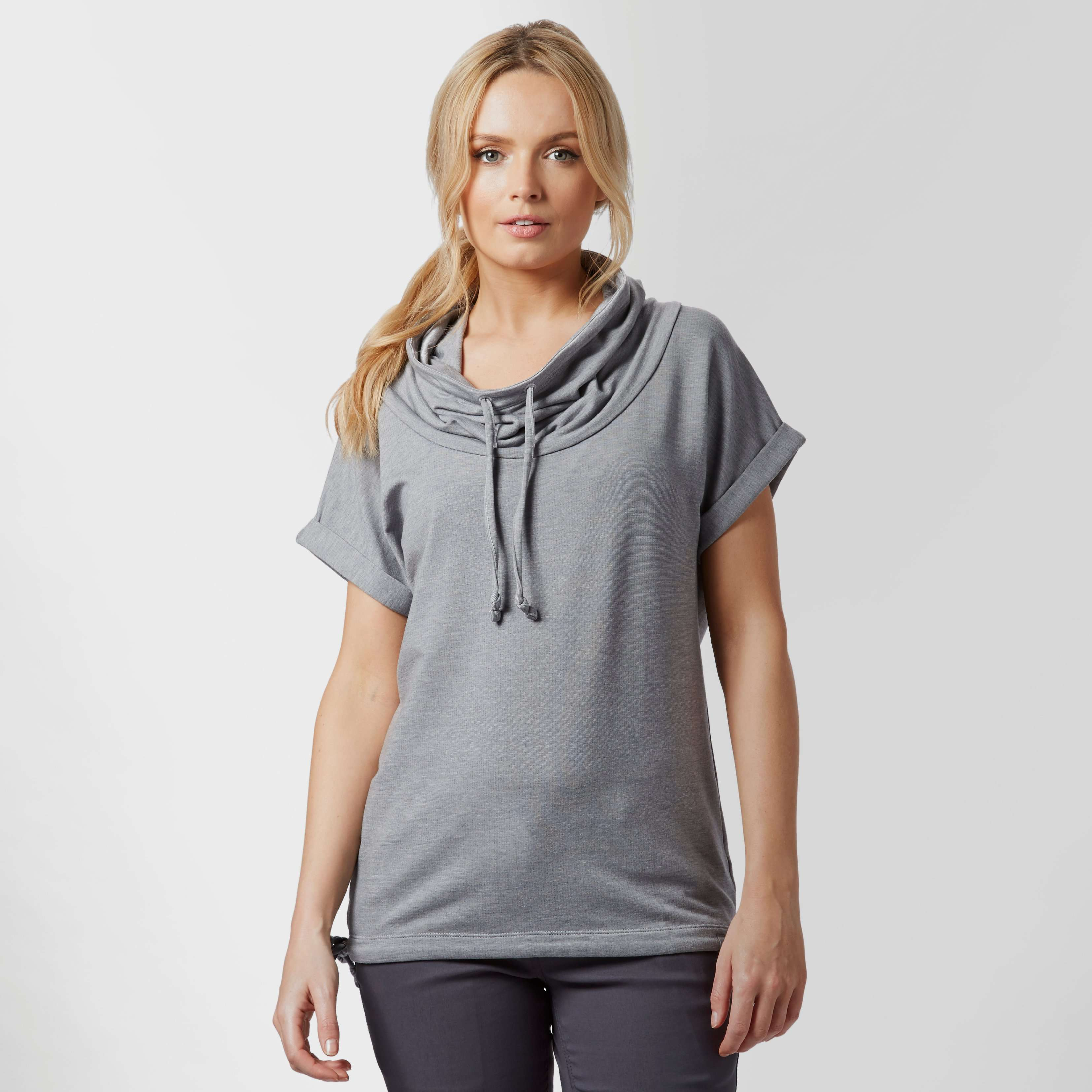 ICEBREAKER Women's Mira Short Sleeve Hoodie