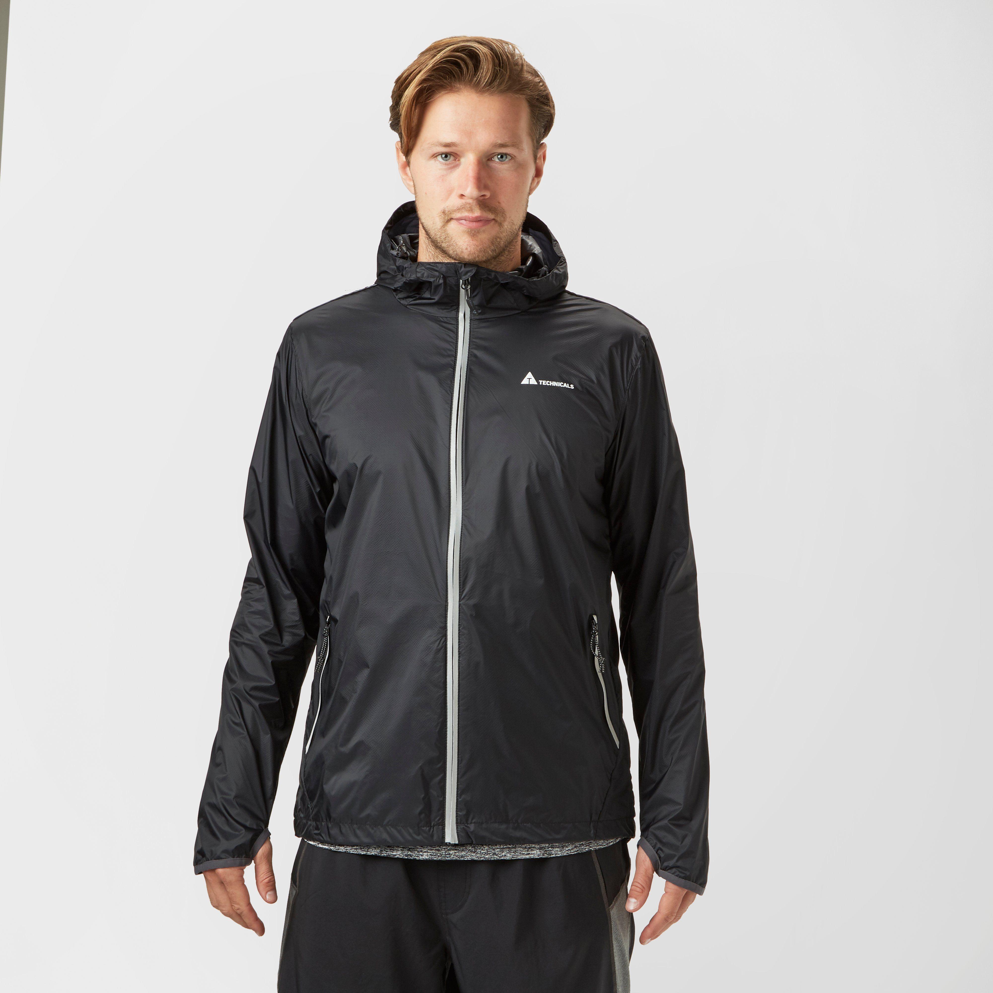 TECHNICALS Men's Runner Jacket