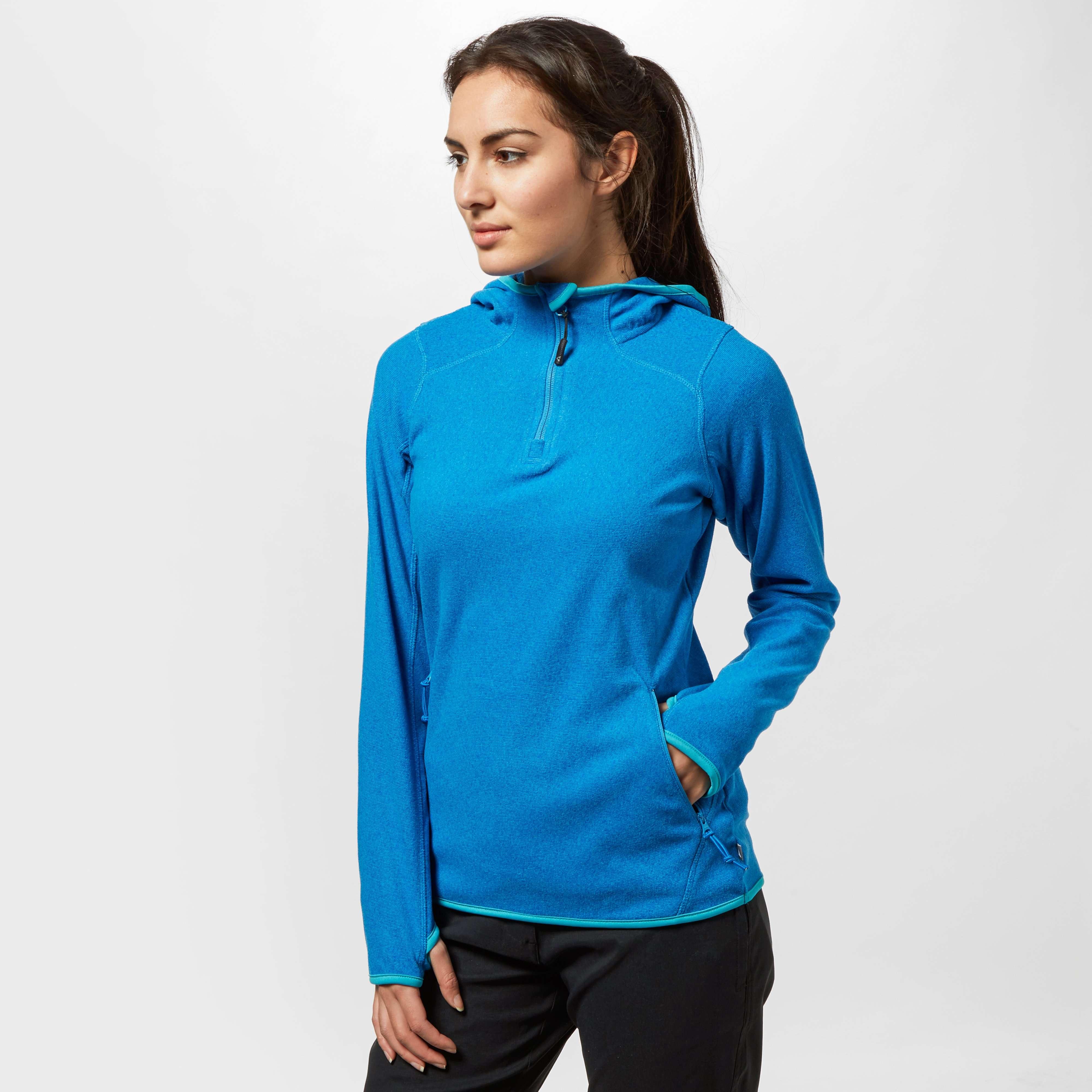 TECHNICALS Women's Sprint Half Zip Hoodie
