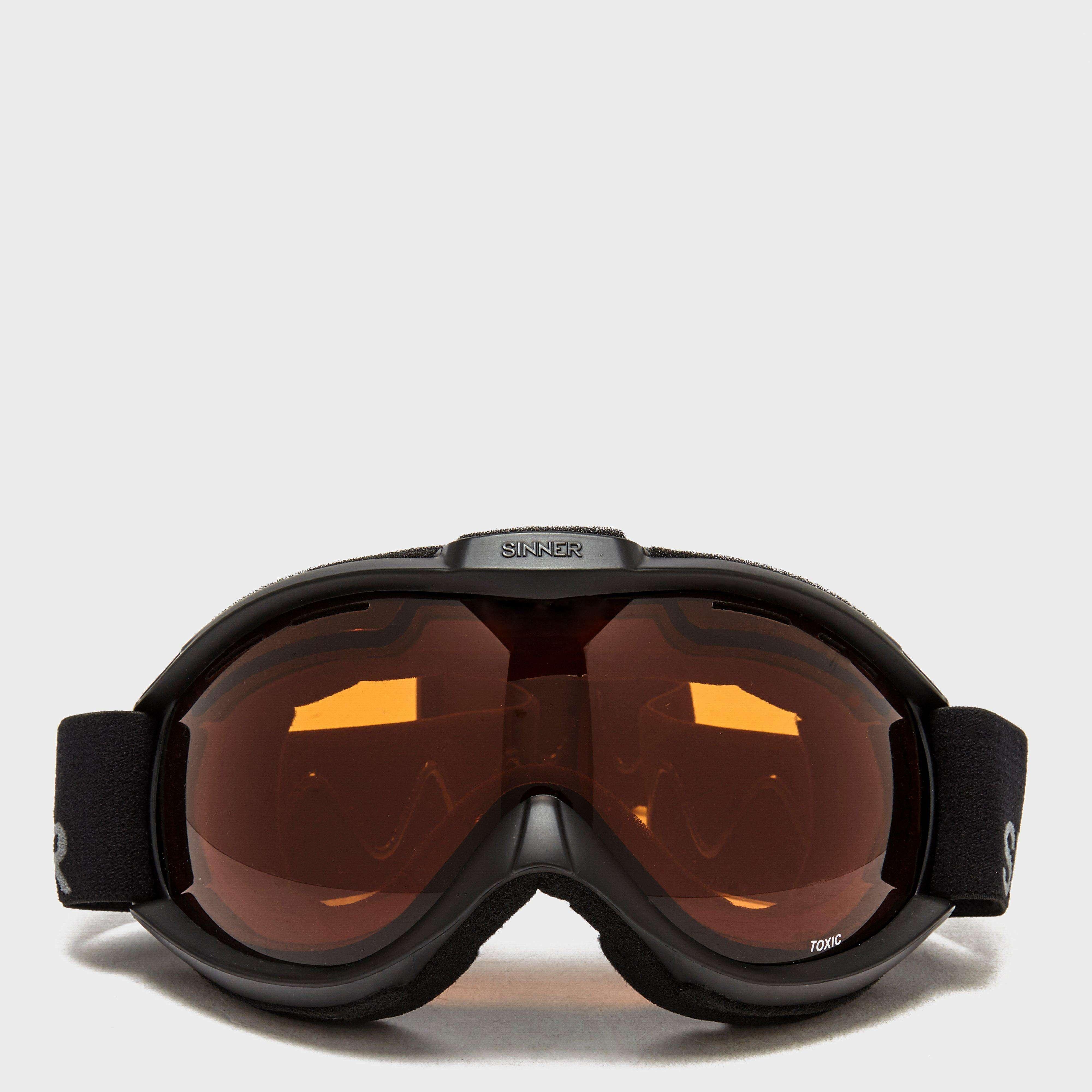 SINNER Toxic Ski Goggles