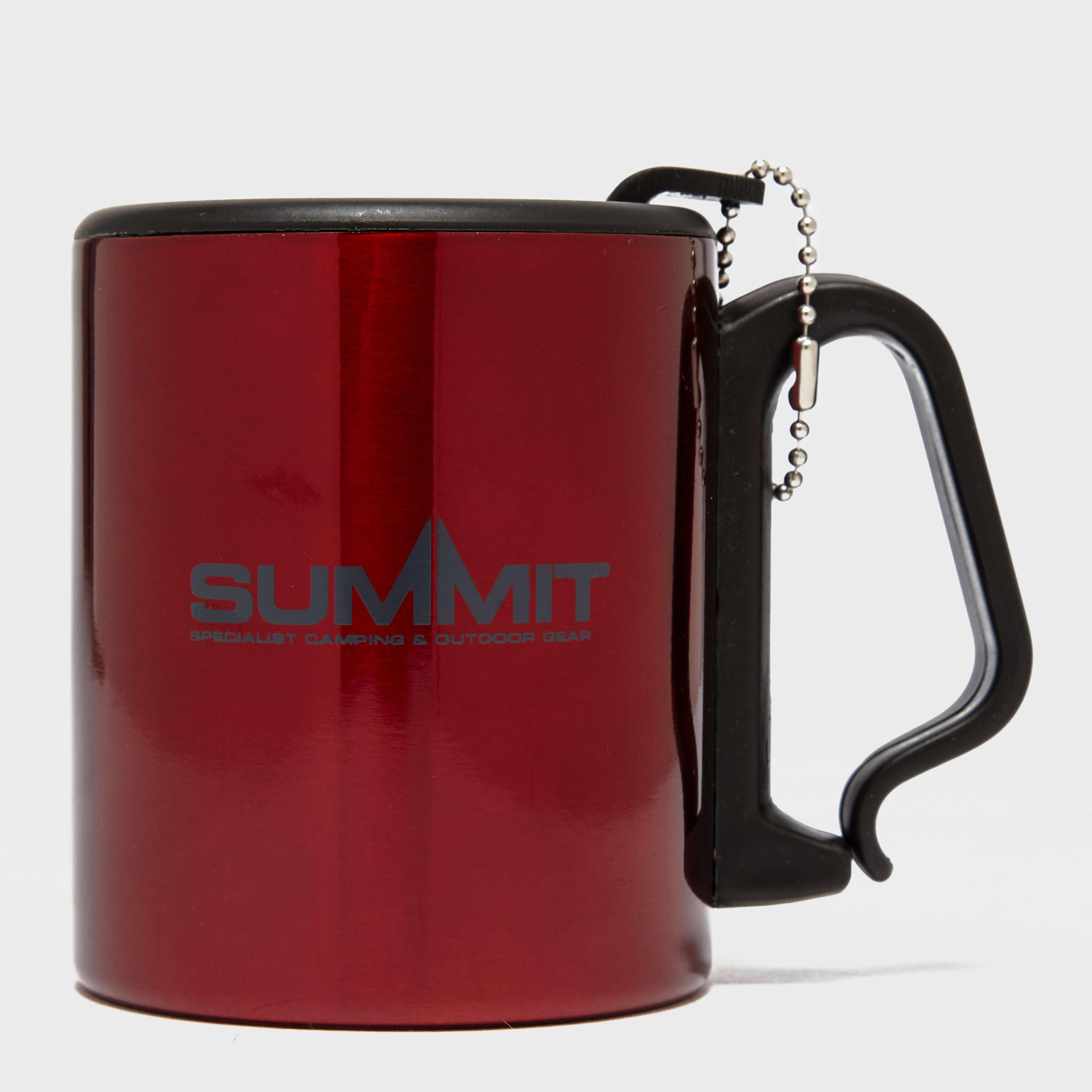 SUMMIT Stainless Steel Lid Clip Mug