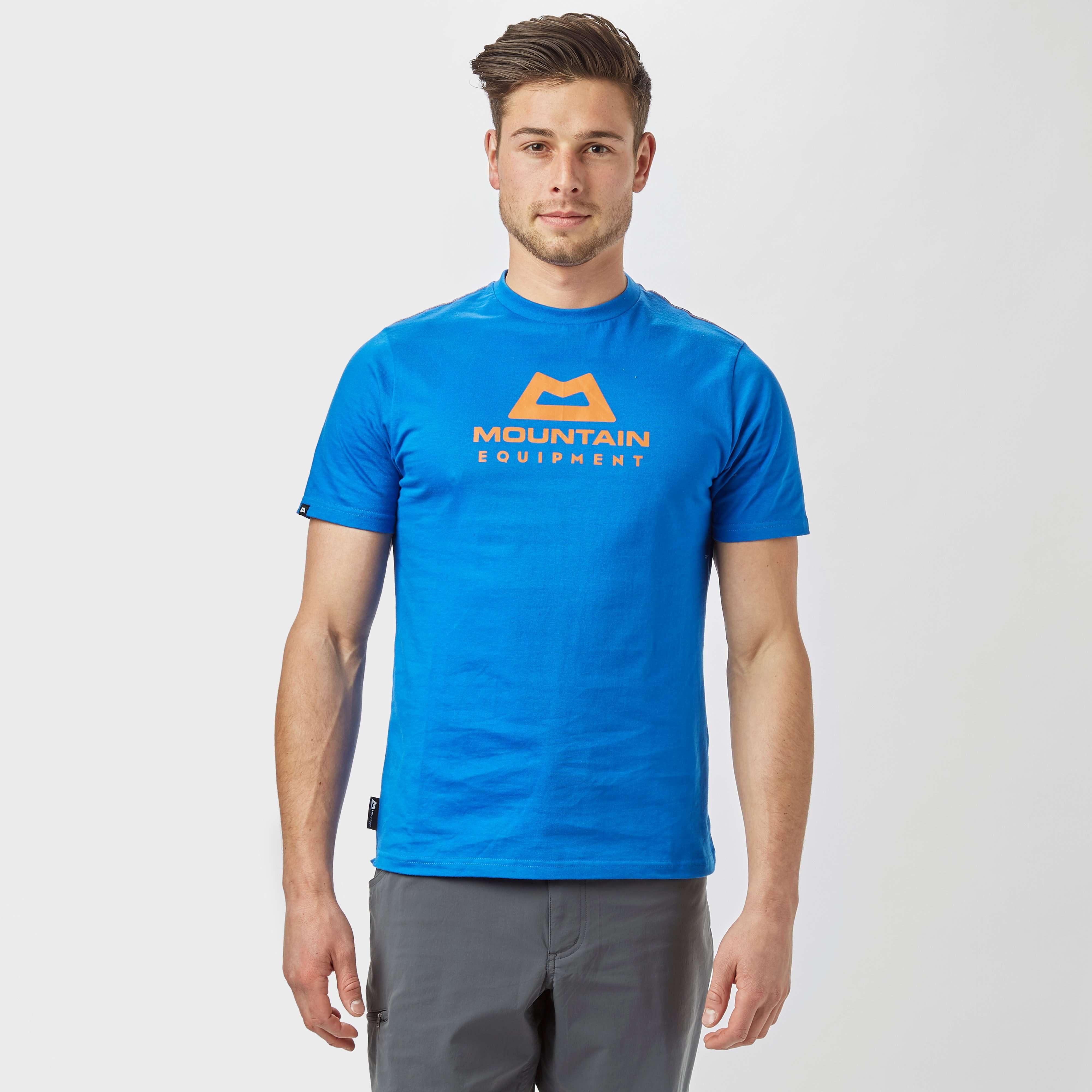 MOUNTAIN EQUIPMENT Men's Front Logo T-Shirt