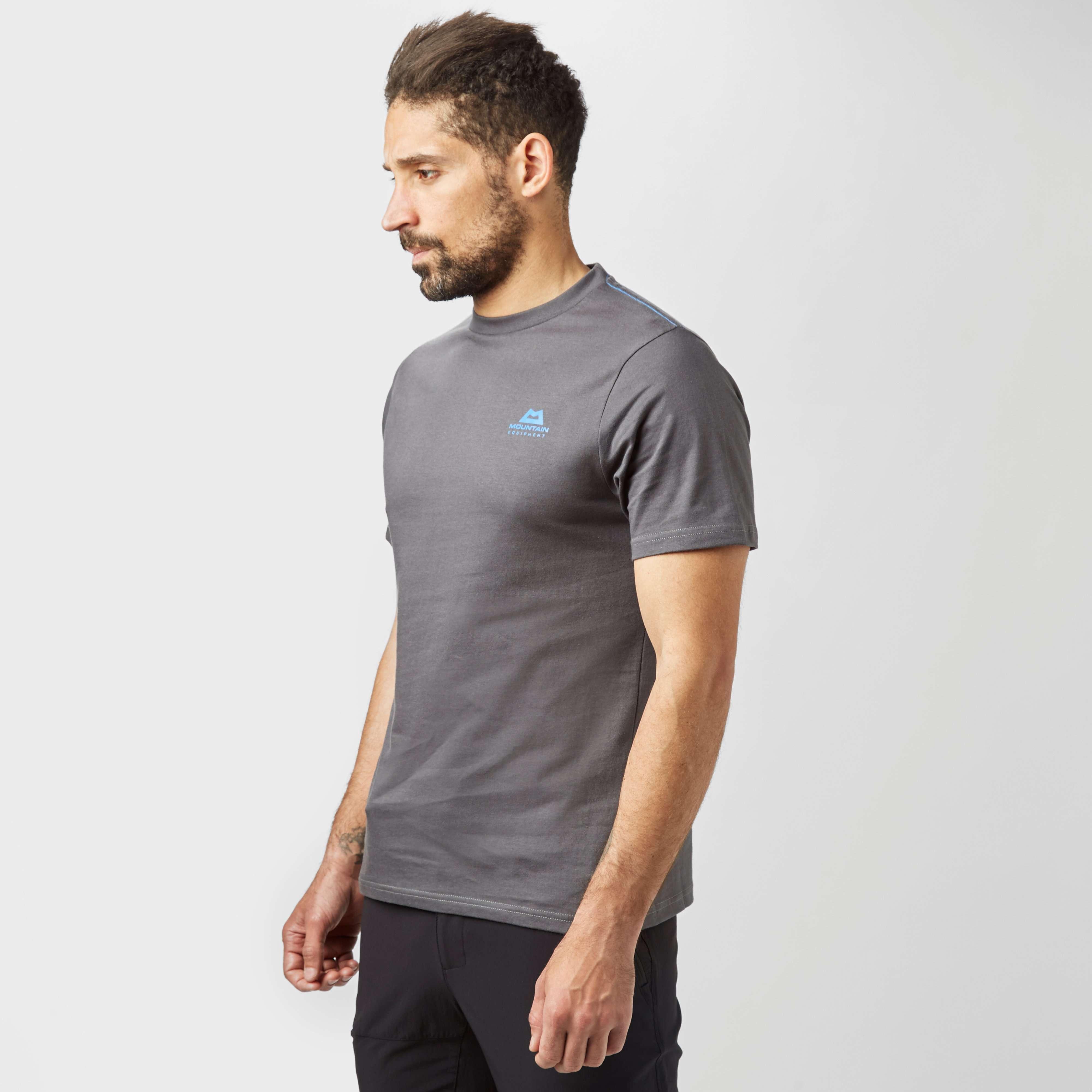 MOUNTAIN EQUIPMENT Men's Back Logo T-Shirt