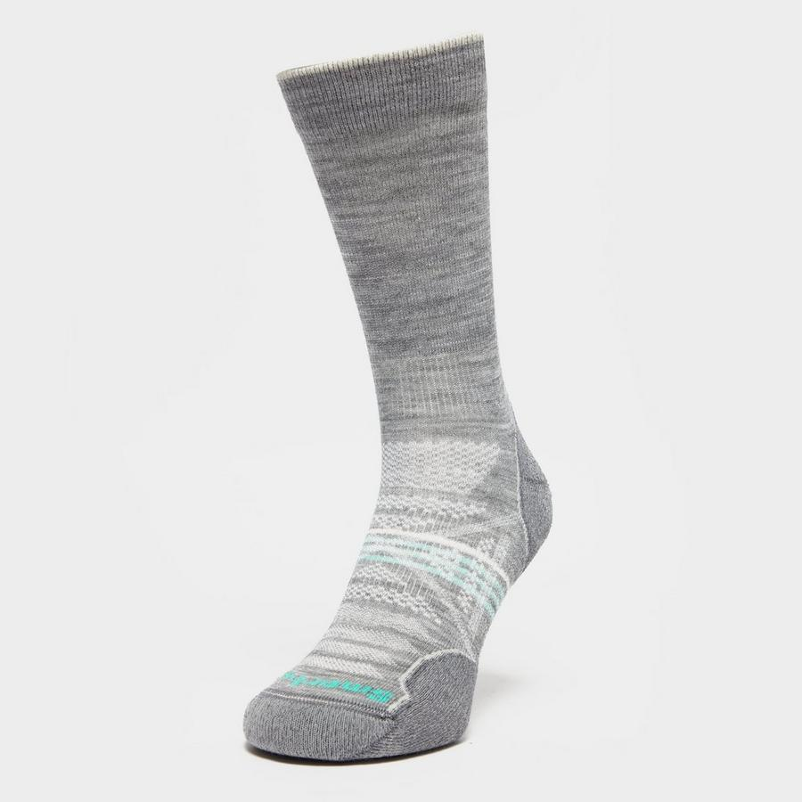 Smartwool PhD Outdoor Light Crew Socks:PhD® Outdoor Light Crew Socks,Lighting