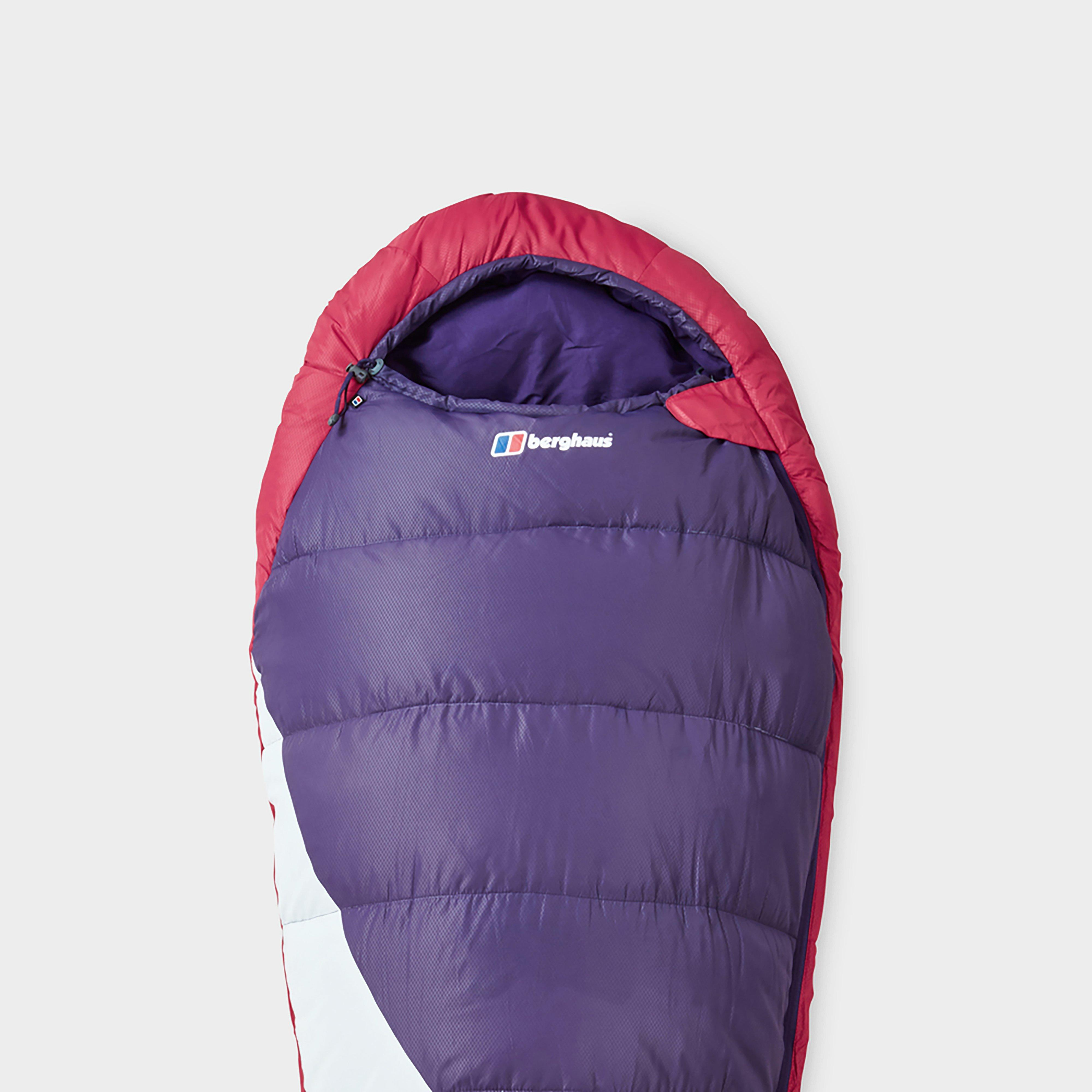 Berghaus Womens Transition 200w Sleeping Bag - Purple/pink  Purple/pink