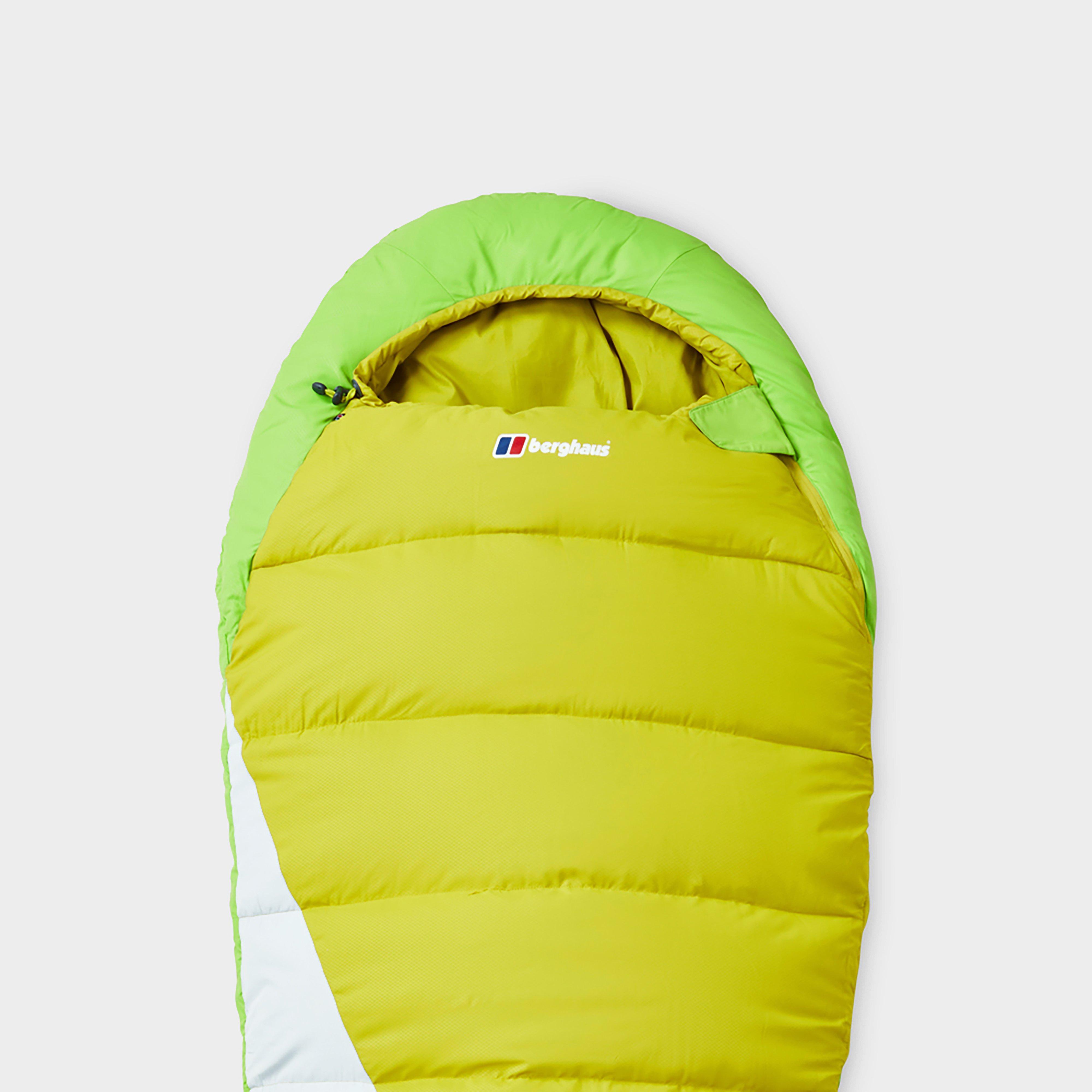 Berghaus Transition 300 Sleeping Bag - Green  Green