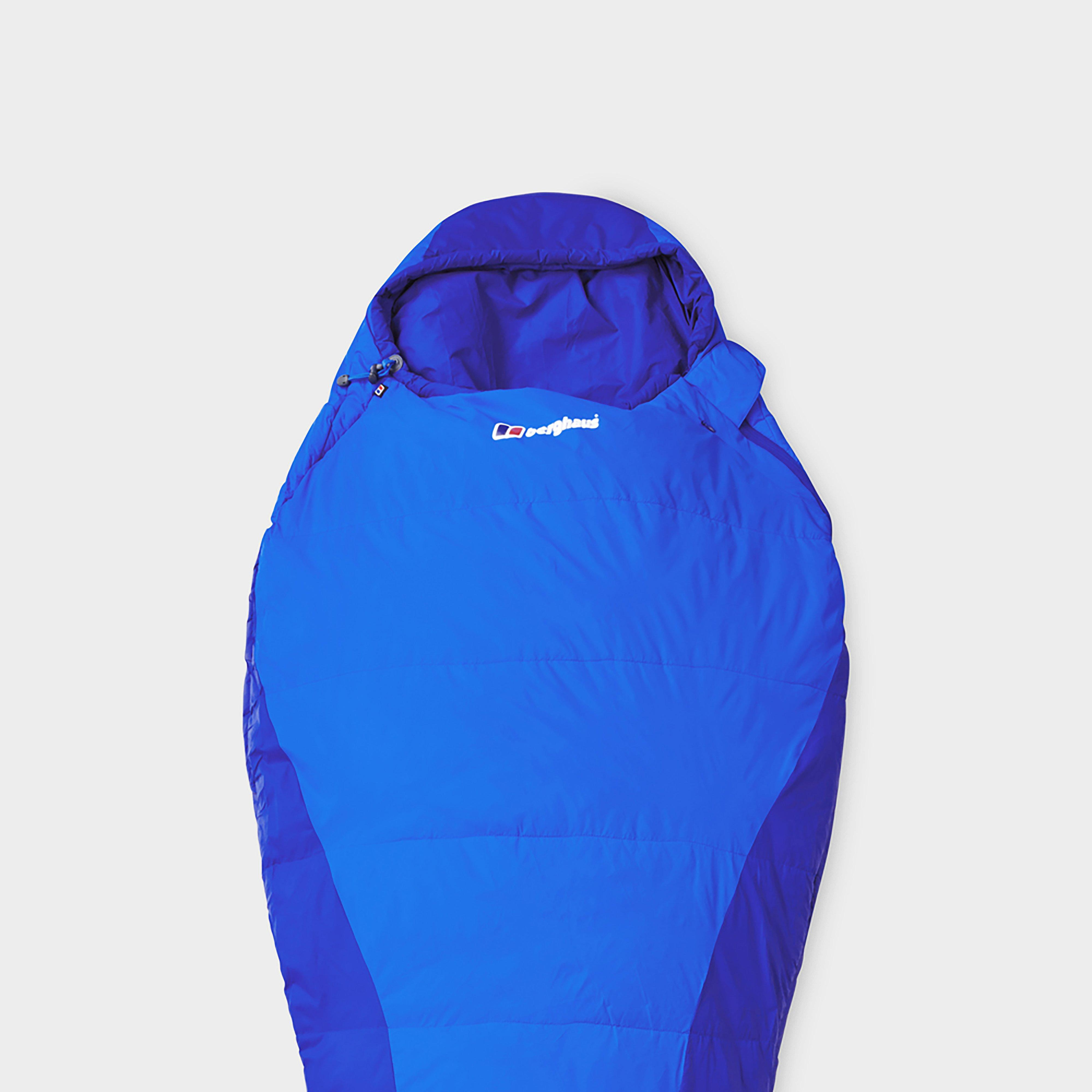 Berghaus Intrepid 700 Sleeping Bag - Blue  Blue
