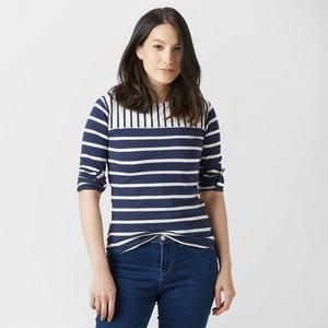 PETER STORM Women's Anabelle Striped Long Sleeve T-Shirt