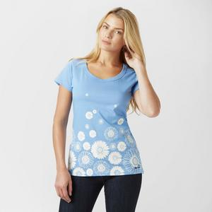 PETER STORM Women's Border Daisy T-Shirt