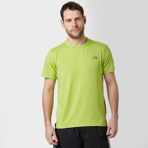 THE NORTH FACE Men's Mountain Athletics Kilowatt Short Sleeve T-Shirt