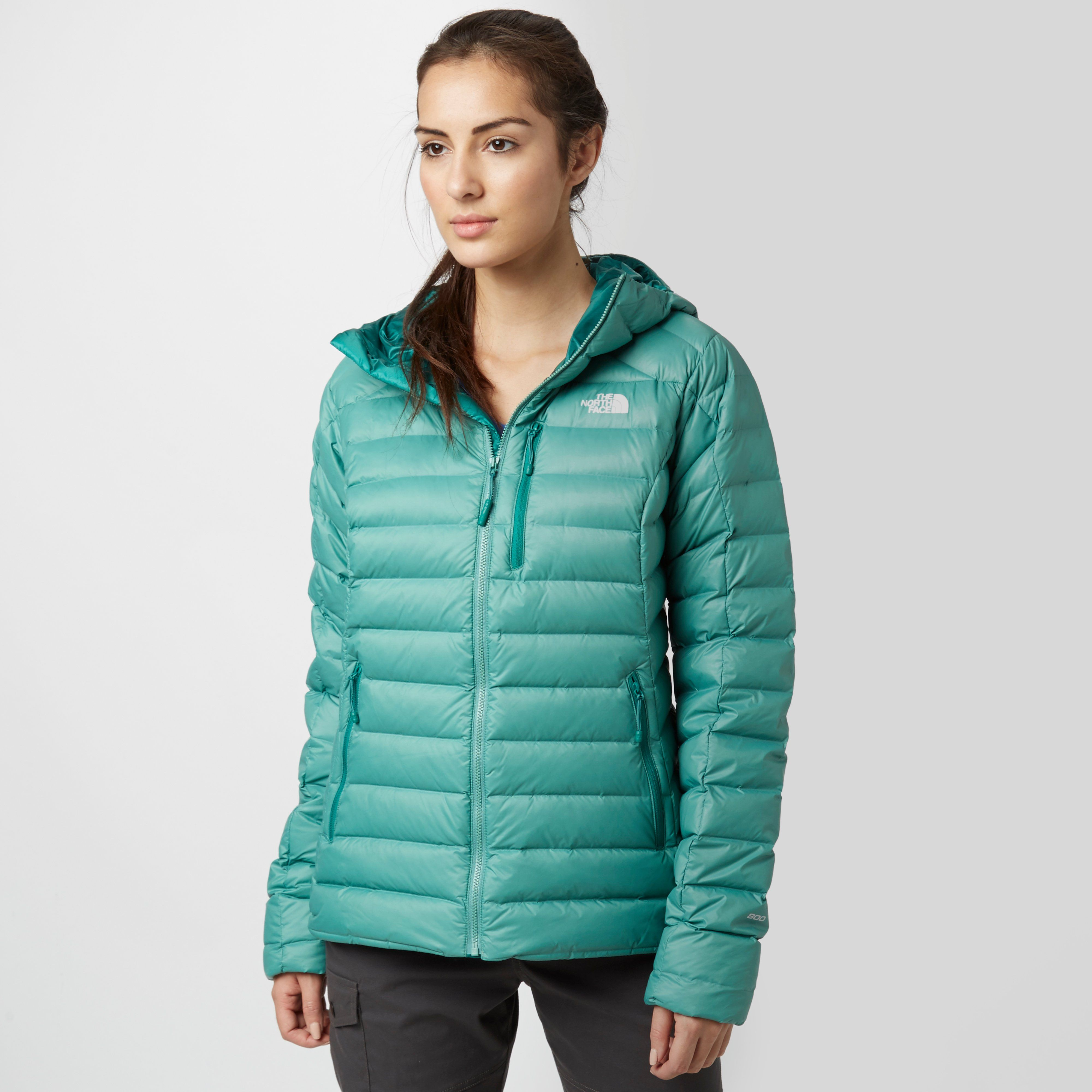 THE NORTH FACE Women's Morph Down Hooded Jacket