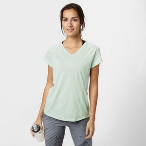 THE NORTH FACE Women's Reactor  V-Neck T-Shirt