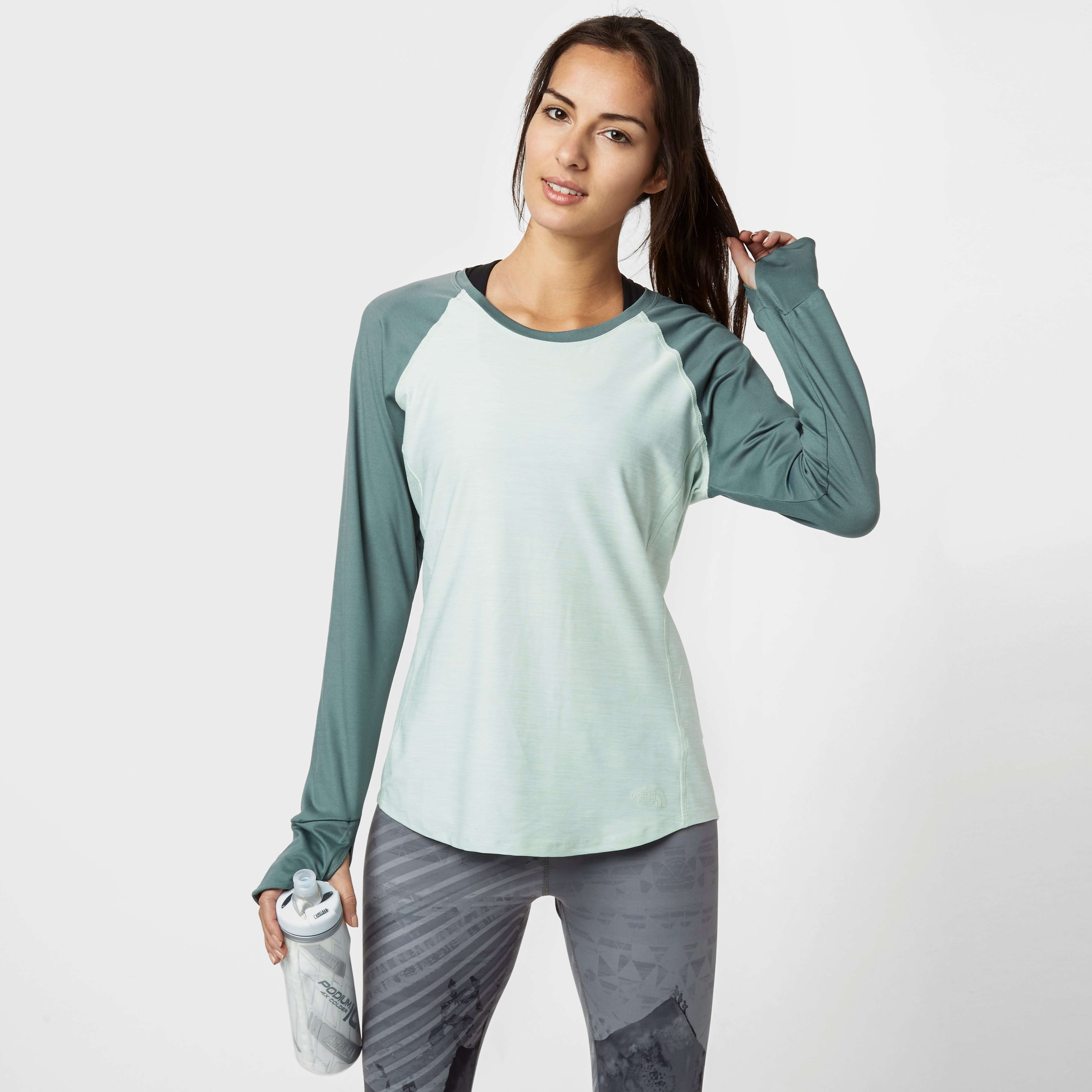 THE NORTH FACE Women's Motivation Long Sleeve Jersey