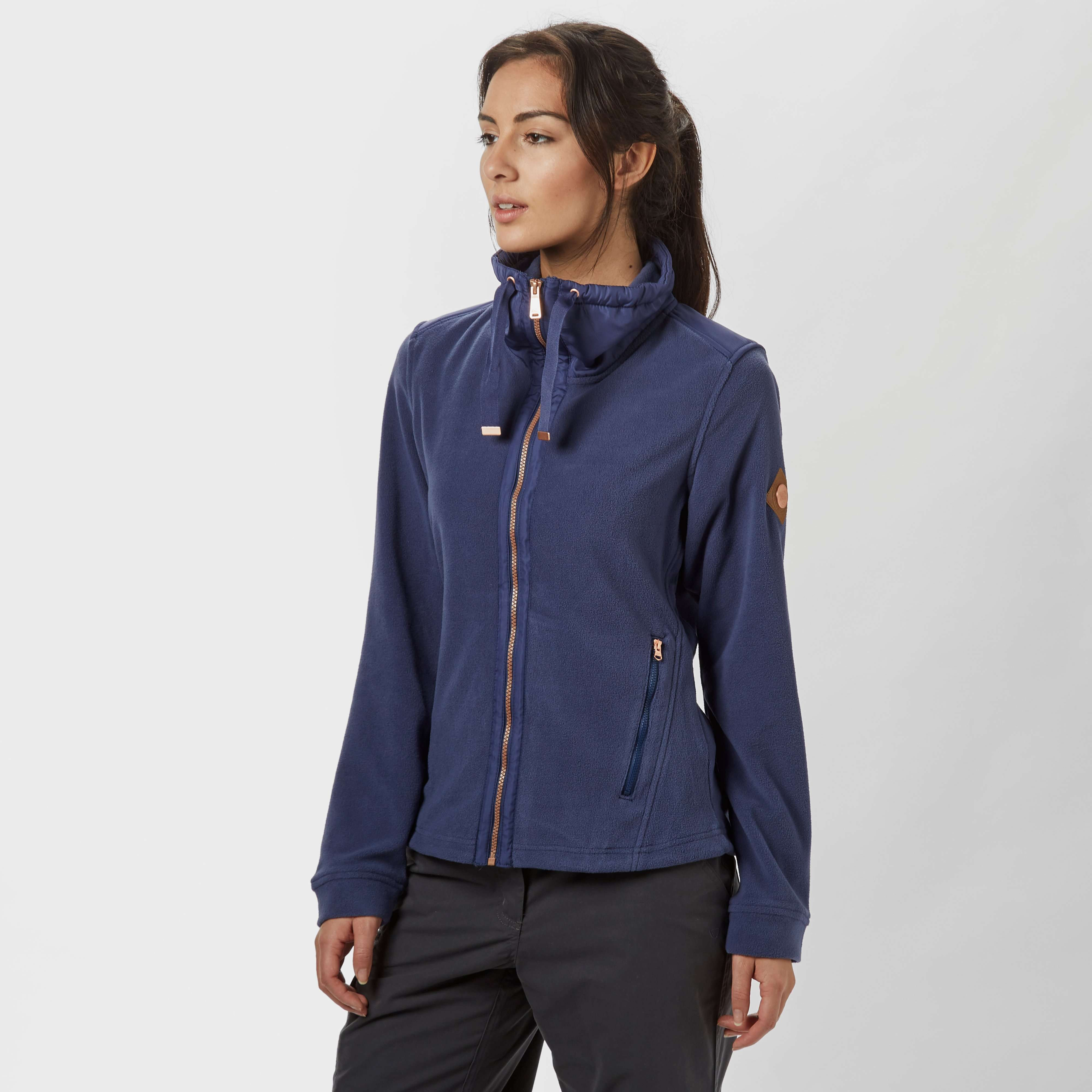 REGATTA Women's Daphnie Full-Zip Fleece