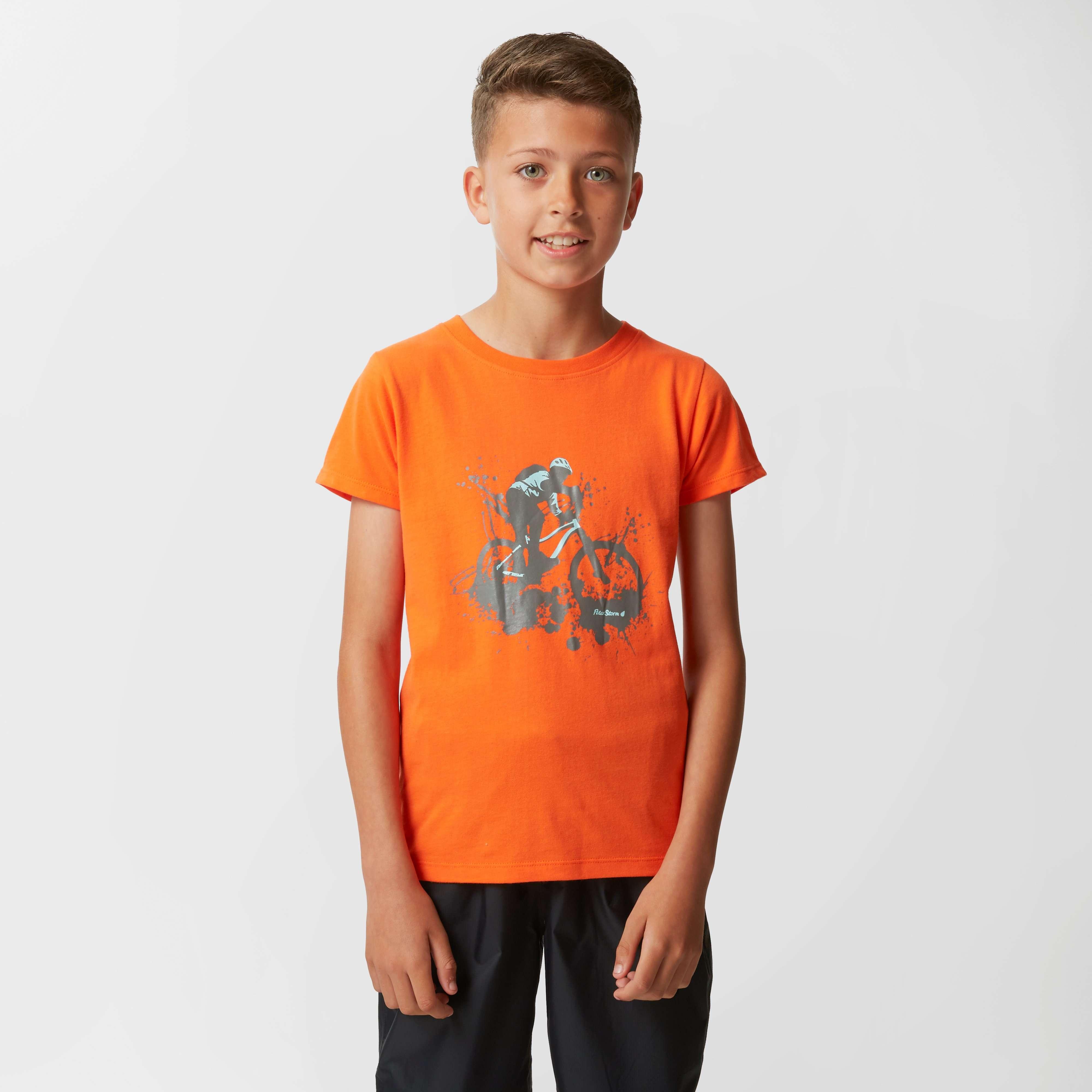 PETER STORM Boys Downhill T-Shirt