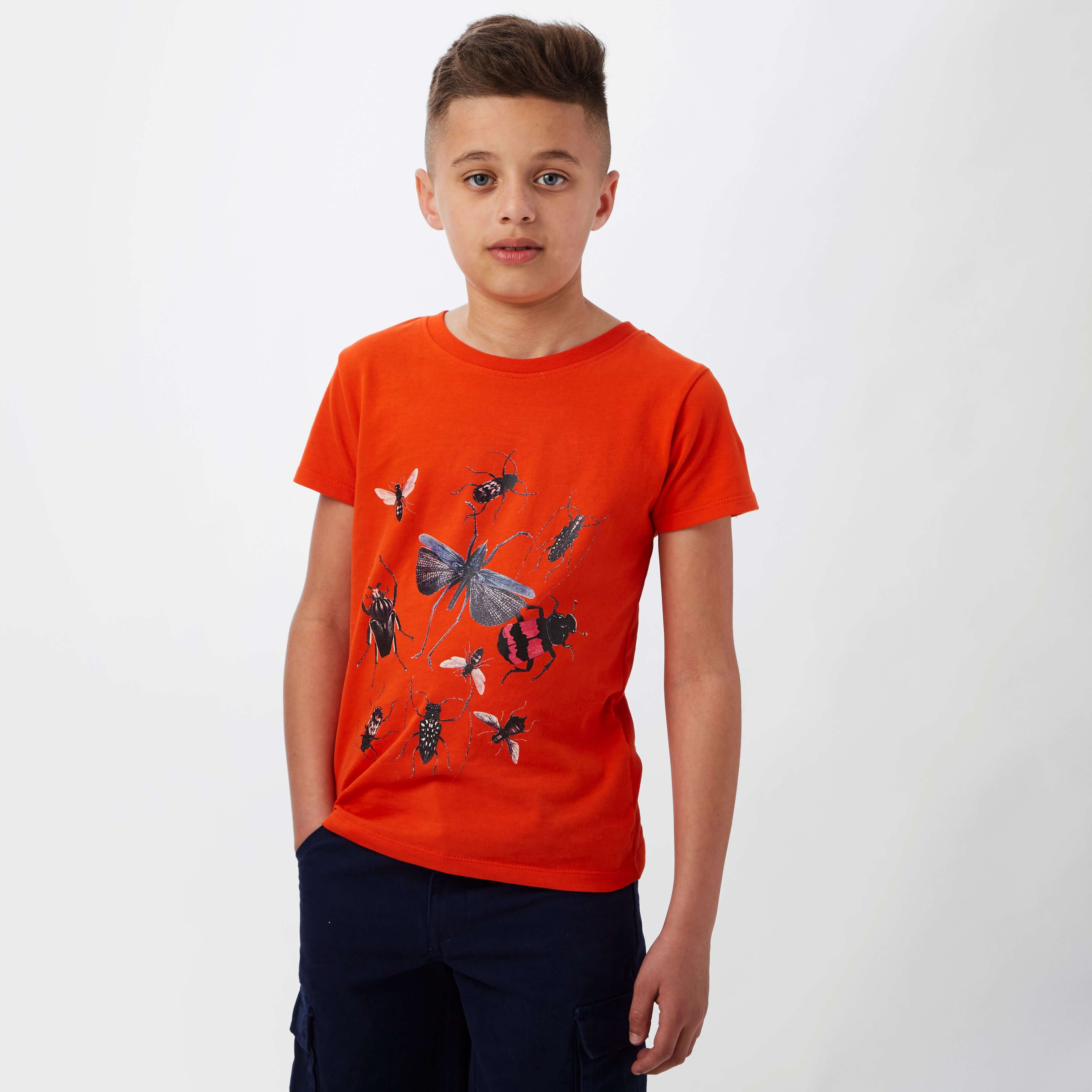 PETER STORM Boy's Insect T-Shirt