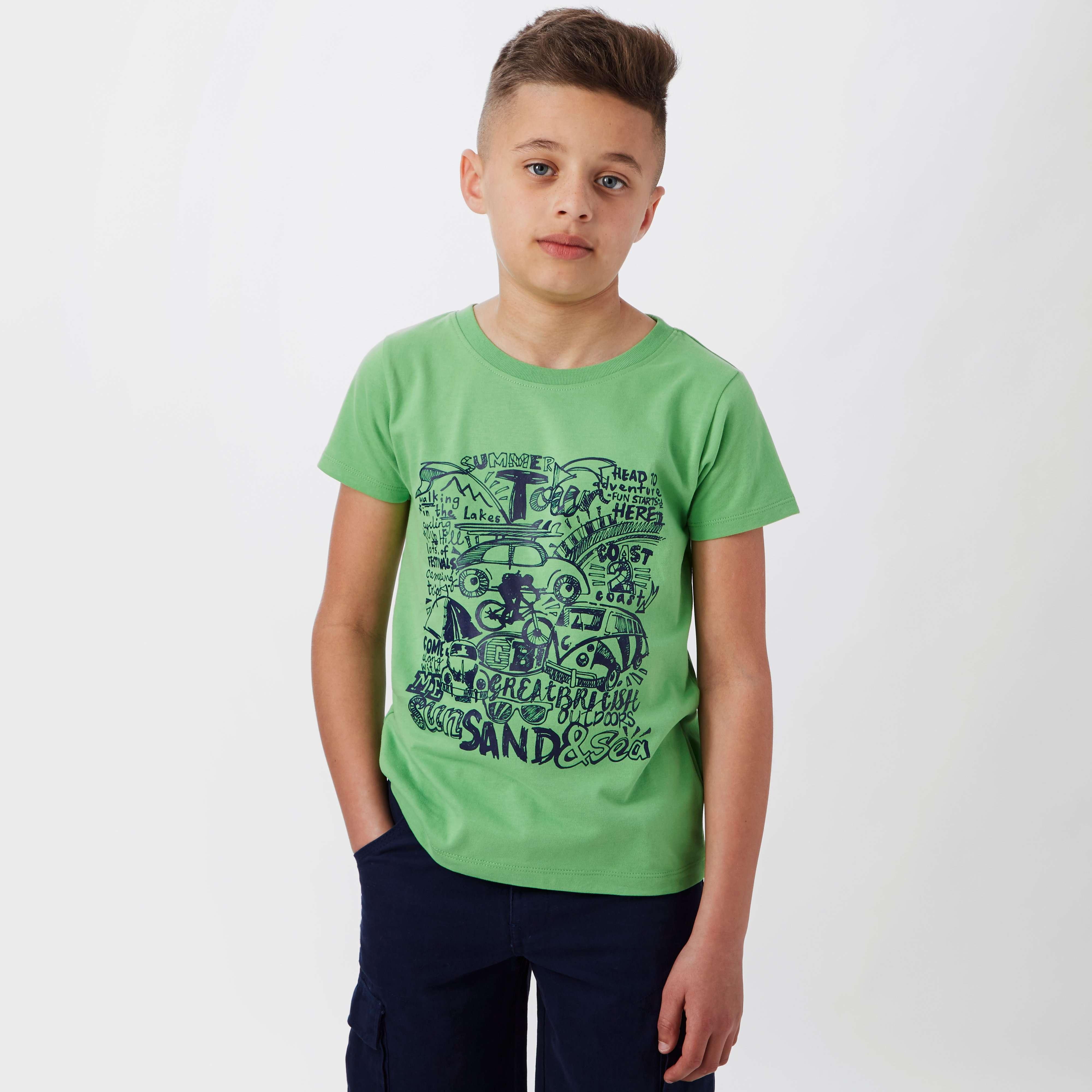 PETER STORM Boy's Holiday T-Shirt